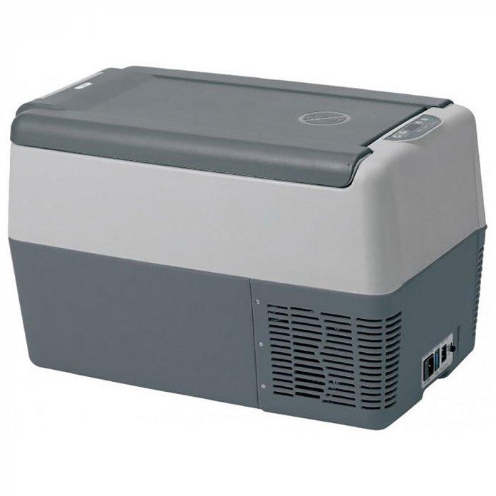 Компрессорный автохолодильник Indel B TB31Aдо 30 литров<br>IndelB ТВ31A &amp;ndash; это удобная и высокопроизводительная модель автомобильного холодильника, которая подойдет как для легковых, так и для грузовых машин. Представленный прибор работает от прикуривателя и отличается экономичностью в расходе энергии. Широкий диапазон рабочих температур позволит хранить в данном холодильнике любые продукты, а режим &amp;laquo;турбо&amp;raquo; позволит быстро охладить напитки.<br>Основные характеристики представленной модели:<br><br>высокая производительность;<br>эффективное охлаждение;<br>автоматическое поддержание заданной температуры;<br>регулировка рабочей температуры;<br>герметичный компрессор;<br>надёжный термостат;<br>автоматическое поддержание заданной температуры;<br>безопасный хладагент;<br>бесшумная работа;<br>ударопрочный корпус;<br>защитное отключение;<br>внутреннее освещение;<br>крышка на магнитной защелке;<br>подключение через прикуриватель;<br>компактные размеры;<br>комфорт использования;<br>легкость транспортировки;<br>высокое качество сборки;<br>стильный дизайн.<br><br>&amp;nbsp;<br>В длительных поездках, деловых или туристических, сложно обойтись без полноценного питания, но трудно сохранить продукты свежими. С легкостью решить эту задачу помогут автомобильные холодильники от итальянской компании-производителя INDEL B серии TRAVEL BOX. Эти мобильные холодильники весьма удобны в перевозке и использовании, а модельный ряд представлен таким разнообразием приборов, что каждый любитель автопутешествий или профессиональный водитель найдет для себя что-то по вкусу. Оборудование представленной линейки долгие годы будет безукоризненно работать и радовать любителей и ценителей полноценного обеда. Автохолодильники TRAVEL BOX &amp;ndash; это оптимальное сочетание привлекательной цены и высокого качества!<br><br>Страна: Италия<br>Объем, л: 30<br>Мощность, Вт: 30<br>Питание, В: 12/24/220<br>Max температура, C:: +5<br>Min темп., C: 18<br>Кабель питания: Есть<br>Назначен