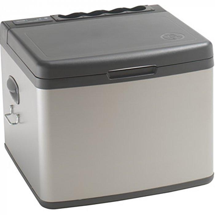 Компрессорный автохолодильник Indel B TB45A41-140 литров<br>IndelB ТВ45A   это компактный, удобный, высокопроизводительный и экономичный автомобильный холодильник. Представленный прибор был специально разработан для тех, кто ценит комфорт в поездках. Рассматриваемая модель автохолодильника имеет широкий диапазон рабочих температур, удобно устанавливается в салоне автомобиля, подключается через прикуриватель и автоматический поддерживает выбранную пользователем температуру. Усиленная теплоизоляция и функция энергосбережения обеспечивают скромный расход электрической энергии.<br>Основные характеристики представленной модели:<br><br>высокая производительность;<br>эффективное охлаждение;<br>функция энергосбережения (ECO);<br>турборежим (MAX);<br>многофункциональный электронный термостат с чтением показаний температуры, позволяющий легко и экономично управлять температурным режимом холодильника;<br>стандартное электронное управление AC/DC;<br>конвертер SECOP (Danfoss) позволяет автоматически переключать напряжение питания DC с 12 на 24 В или AC со 115 на 230 B. Переключение между DC и AC является автоматическим;<br>три уровня защиты батареи;<br>усиленная теплоизоляция;<br>встроенные в корпус ручки и дополнительные ручки в комплекте;<br>возможность размещения 1,5-литровых бутылок в вертикальном положении;<br>удобные подстаканники;<br>стильный дизайн.<br><br> <br>В длительных поездках, деловых или туристических, сложно обойтись без полноценного питания, но трудно сохранить продукты свежими. С легкостью решить эту задачу помогут автомобильные холодильники от итальянской компании-производителя INDEL B серии TRAVEL BOX. Эти мобильные холодильники весьма удобны в перевозке и использовании, а модельный ряд представлен таким разнообразием приборов, что каждый любитель автопутешествий или профессиональный водитель найдет для себя что-то по вкусу. Оборудование представленной линейки долгие годы будет безукоризненно работать и радовать любителей и ценителей полноценного обеда. Авто
