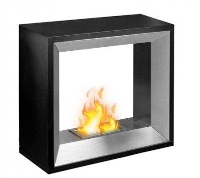 Напольный биокамин InterFlameНапольные биокамины<br>Напольные Inter Flame Siena.Конструкция из стали, а защитные свойства от пламени предусмотрено огнеупорное стекло, которое также исполняет роль декора.  Простая конструкция, которая не затруднят процесс установки, а термостойкое стекло гарантирует максимальную защиту от возгорания.  В составе используемого топлива находится спирт, а если точнее, то денатурированный этанол. Благодаря такому составляющему элементу распад продуктов горения происходит естественно и безопасно, образовывается двуокись углерода, водяной пар и выделение тепла. Огонь яркий и равномерный, формируется ровные языки пламени. <br><br>Представленная напольная линейка имеет устойчивую конструкцию корпуса, что расширяет функциональные возможности оборудования, не подвергая опасности окружающих людей, в том числе и маленьких деток. Для изготовления прибора используются самые качественные исходные материалы, которые имеют высокий уровень устойчивости перед образованием коррозии и не подвергаются отрицательному воздействию окружающей среды. Корпус из стали, а встроенная горелка из нержавеющей стали, защитное закаленное стекло дополнительно используется в качестве декора и для полного завершения образа. Отличный вариант для квартиры, ведь биокамин абсолютно безопасный в эксплуатации и не требует специального сервисного обслуживания, в том числе и разрешительных документов на установку. <br>Технические характеристики представленной модели:<br><br>материал биокамина: сталь, покрытие из чёрной порошковой краски<br>термостойкое стекло, горелка сталь<br>используемое топливо: биотопливо (биоэтанол)<br>комплектация: биокамин, гаситель пламени<br>время горения (работы): 3,5 часа<br><br><br>Страна: Россия<br>Производитель: Россия<br>Тип установки: Напольная<br>Материал: Cталь<br>Цвет: Черный<br>Биотопливо: Биоэтанол<br>Линия огня, мм: None<br>Габариты ШВГ, мм : 760х660х290<br>Вес, кг: 16<br>Гарантия: 1 год