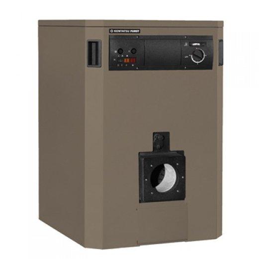 Котел Kentatsu Furst Norma 0880 кВт<br>Напольный комбинированный котел Kentatsu Furst Norma 08 выполнен из надежного и проверенного временем материала   чугуна высокого качества. Данное изделие предназначено для работы в закрытых системах отопления, может работать с наддувными газовыми или дизельными горелками. Производителем предусмотрены на ножках специальные крепления для постамента.<br>Достоинства и преимущества котлов отопления серии Norma от Kentatsu Furst:<br><br>Диапазон мощности от 29 до 78,5 кВт.<br>Котлы серии Norma предназначены для работы с наддувными газовыми или дизельными горелками. Наддувные горелки не входят в комплект поставки и заказываются отдельно.<br>При производстве котлов используется специальный чугунный сплав GJL 200, который обладает высокой пластичностью и стойкостью к тепловому расширению, тем самым обеспечивается большой ресурс работы котла.<br>Благодаря специально разработанной конструкции Efficient Finning и трехходовому корпусу котла достигается высокий КПД и значительная экономия топлива.<br>Высокоэффективная теплоизоляция сводит к минимуму тепловые потери, что позволяет сократить затраты на топливо.<br><br>Комбинированные котлы Kentatsu Furst Norma предназначены для работы в закрытых системах отопления и с различными (с наддувными газовыми и дизельными) горелками, что позволяет современному потребителю использовать различные виды топлива. Изделия из серии соответствуют самым строгим нормам качества и безопасности, максимальная рабочая температура составляет значение 90 градусов.<br><br>Страна: Япония<br>Производство: Турция<br>Тип котла: Энергозависимые<br>Тип установки: Вертикальная<br>Режим работы: Отопление<br>Камера сгорания: Открытая<br>Материал теплобмненника: Чугун<br>Количество секций, шт: 8<br>Мощность Газ, кВт: 78.5<br>Мощность ДТ, кВт: None<br>Max давление отопит контура , Атм: 4.0<br>Min давление отопит контура, Атм: None<br>Возможность подключения бойлера ГВС: None<br>Присоединительный диаметр дымохода, мм: 150<br>При