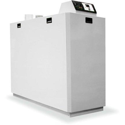 Котел Kentatsu Furst impect-7150 кВт<br>Kentatsu Furst (Кентатсу Ферст) impect-7 &amp;ndash; это конденсационный газовый бытовой котел, выполненный в корпусе из высокопрочных материалов и отлично изолированный от воздействий внешней среды. Представленное отопительное оборудование работает со стабильной производительностью, просто управляется и всегда с особой точностью поддерживает выставленные настройки.<br>Особенности и преимущества напольных конденсационных газовых котлов Kentatsu Furst серии Impect:<br><br>Энергосбережение за счет широкого диапазона модуляции 1:7.<br>Возможность объединить в каскад до 16 котлов с максимальной мощностью 2 992 кВт.<br>Возможность управления несколькими зонами нагрева.<br>Защита от замерзания и от появления бактерий.<br>Горелки с волоконным покрытием и предварительным смешиванием в процессе образования газовоздушной смеси.<br>Совместимость с протоколами связи BUS и Open Therm.<br>Простота установки, использования и обслуживания.<br>Возможность суточного и недельного программирования времени работы.<br>Реле минимального давления газа.<br>Используются в закрытых системах отопления с максимальным давлением 6 бар.<br><br>Напольные газовые конденсационные бытовые котлы серии Impect от компании Kentatsu Furst отличаются элегантным и эргономичным европейским дизайном, наличием широкой функциональной комплектации, удобным и сравнительно простым управлением, а также гарантированной долговечностью всех комплектующих элементов. Котлы предназначены для использования в отопительных системах закрытого типа.<br><br>Страна: Япония<br>Производство: Турция<br>Тип котла: Энергозависимые<br>Режим работы: Отопление<br>Камера сгорания: Закрытая<br>Горелка: Атмосферная<br>Тип розжига: Автоматический<br>Материал теплобмненника: Алюминий<br>Количество секций: 7<br>Max мощность, кВт: 187.0<br>Min полезная мощность, кВт: 37.0<br>Max давление отопит контура , Атм: 6<br>Min давление отопит контура , Атм: 0.8<br>Расширительный бак: Нет<br>Циркуляционный насос: 