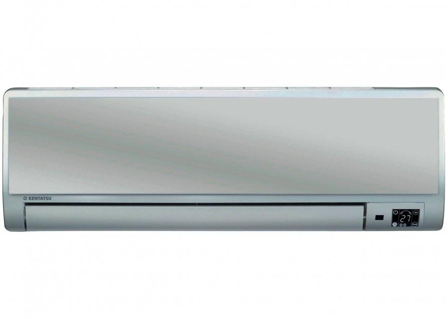 Настенный кондиционер Kentatsu KSGH70HFAN1/KSRH70HFAN1/-4070 м? - 7 кВт<br>Настенный кондиционер Kentatsu (Кентатсу) KSGH70HFAN1/KSRH70HFAN1/-40 представляет собой мощное устройство, исполнено в современном корпусе компактных размеров. Устройство производительно работает как на охлаждение, так и на обогрев помещения, а также осуществляет качественную вентиляцию воздуха, не изменяя при этом установленную температуру. Есть возможность эксплуатации модели на осушение воздуха повышенной влажности.<br>Особенности и преимущества настенных сплит-систем серии KSGH_HFA (-W*) TITAN от компании Kentatsu:<br><br>Низкотемпературный комплект: работа при наружной температуре до -40оС.<br>Автоматическое качание заслонки - создание комфортной циркуляции воздуха по всему помещению.<br>Работа по таймеру - возможность программирования времени вкл. и выкл. прибора на ближайшие 24 часа.<br>Осушение воздуха - происходит без снижения температуры для эффективной работы в дождливые дни, а также - в районах с высокой влажностью.<br>Четырехступенчатая очистка воздуха:<br><br><br>механический фильтр;<br>электростатический фильтр;<br>адсорбиционный фильтр;<br>фотокалитический фильтр.<br><br><br>Автоматический выбор режима   выбор режимов охлаждения, нагрева, вентилятора происходит автоматически.<br>Генератор аэроионов - превращение молекул воздуха в отрицательные ионы для создания в помещении атмосферы леса и гор.<br>Режим локального комфорта.<br>Автоматический перезапуск после сбоев в электросети.<br>Информационный дисплей на внутреннем блоке.<br>Привлекательный дизайн.<br>Надежность и комфорт.<br><br><br>Специально для районов с холодным климатом компания  Kentatsu разработала семейство настенных сплит-систем KSGH_HFA (-W*) TITAN, которые могут функционировать при наружной температуре до -40оС! Такие устройства смогут обеспечить полноценный комфортный микроклимат не только летом, но и зимой, даря мягкое и уютное тепло. Как и их  коллеги , KSGH_HFA (-W*) TITAN оснащены набором полезных функций,