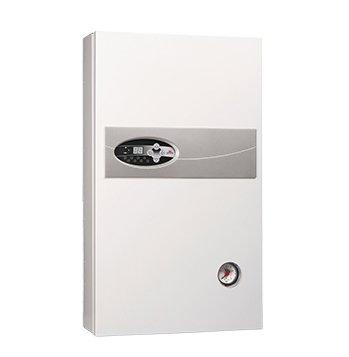 Котел Kospel EKCO.L2-1818 кВт<br>Коэффициент полезного действия электрического настенного котла Kospel (Коспел) EKCO.L2-18 соответствует высокому значению в 99%. Устройство способно обеспечить теплой температурой большие площади различных сооружений (дач, коттеджей, индивидуальных загородных жилищ), благодаря высоким характеристикам и мощности выполняет работу по обогреву качественно и без нареканий.<br>Особенности и преимущества электрических котлов Kospel серии EKCO.L2:<br><br>Панель управления обеспечивает установку и просмотр рабочих параметров котла. Осуществляет автоматический выбор режима мощности, что существенно влияет на экономию потребления электроэнергии. Обеспечивает регулировку температуры теплоносителя в диапазоне от 20oC до 85oC<br>Узел мощности состоит из электронных полупроводниковых элементов включения, обеспечивает надежную и бесшумную работу котла.<br>Термический выключатель выключает электропитание в случае возникновения аварийной ситуации. Предохраняет нагревательный узел и электронные элементы котла от выхода из строя.<br>Нагревательный узел из нержавеющей стали (модели от 24 кВт из меди).<br>Циркуляционный насос.<br>Клапан безопасности - 0,3 Мпа.<br>Автоматический водухоотводчик.<br>Манометр.<br>Высокий уровень безопасности и комфорта.<br><br>Электрические котлы EKCO.L2, разработанные польским брендом Kospel, оптимально подходят для эксплуатации в отопительных системах, причем оборудование имеет возможность подключение бойлера, а значит, сможет обеспечить не только комфортный обогрев, на и снабжение горячей водой. Использование данных агрегатов актуально и в качестве основного источника тепловой энергии, и в качестве резервного, совместно с другими котлами отопления. Среди прочих преимуществ стоит выделить их компактность, которая позволяет разместить агрегаты практическим в любом удобном месте. В интернет-магазине mircli.ru электрические котлы Kospel вы найдете в широком ассортименте.<br><br>Страна: Польша<br>Производство: Польша<br>Режим р
