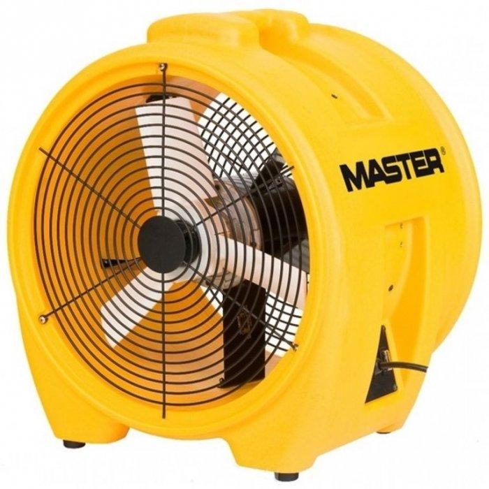 Промышленный вентилятор Master BL 8800Лопастные<br>Master (Мастер) BL 8800 представляет собой модель промышленного мобильного вентилятора, предназначенного для повышения эффективности работы отопительного и осушительного оборудования. Компоненты устройства заключены в легкий, но в то же время, прочный пластиковый корпус, который надежно защищен от образования коррозии и внешнего воздействия.<br>Особенности и преимущества:<br><br>Мощный поток воздуха<br>Простота обслуживания и транспортировки<br>Прочная конструкция<br>Возможность подключения гибких шлангов<br><br>Серия промышленных вентиляторов Master разработана для создания оптимальных климатических условий в помещениях различного типа. Каждая модель выполнена из высокопрочных материалов, устойчивых к внешнему воздействию. Корпуса агрегатов покрыты специальной порошковой краской, защищающей от образования коррозии. Оборудование относится к мобильным моделям.<br><br>Страна: США<br>Производитель: Италия<br>S обдува, мsup2: None<br>Диаметр лопастей, дюйм: None<br>Мощность, Вт: 750<br>Воздушный удар: None<br>Воздухообмен м3/ч: 7800<br>Угол наклона, : None<br>Угол поворота, : None<br>Режим обдува: 1 скорость<br>Уровень шума, дБ: None<br>Пульт управления: Нет<br>Таймер: Нет<br>Ионизация: Нет<br>Увлажнение: Нет<br>Обогрев: Нет<br>Цвет: Желтый<br>Габариты ВхШхГ, мм: 600x450x550<br>Вес, кг: 18<br>Гарантия: 1 год<br>Ширина мм: 450<br>Высота мм: 600<br>Глубина мм: 550