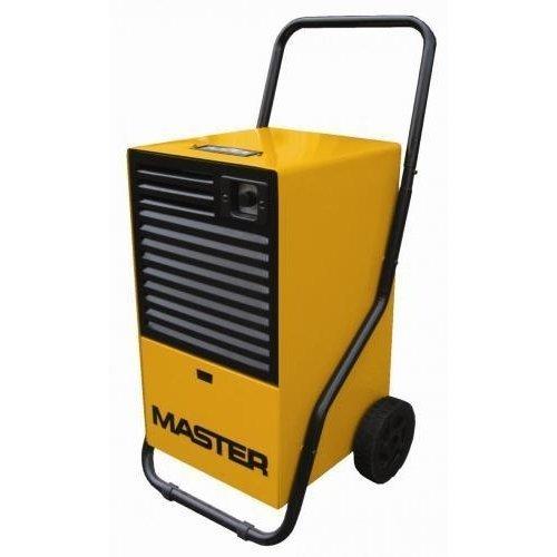 Осушитель воздуха Master DH 26&lt; 30 литров<br>Master (Мастер) DH 26 представляет собой модель профессионального осушителя воздуха, способного обслуживать помещения промышленного и хозяйственного типа. Одним из преимуществ модели является то, что она способно непрерывно работать даже в суровых условиях. Модель оборудована интегрированным датчиком уровня влажности, что значительно упрощает использование агрегата.<br>Особенности и преимущества:<br><br>Высокая производительность<br>Компактный, металлический, прочный корпус<br>Надежные колеса и ручка позволяют легко переносить их в любое место<br>Простота эксплуатации и обслуживания<br>Полностью автоматическое управление<br>Встроенный гигростат<br>Возможность непрерывной работы (24 часа в сутки), даже в сложных условиях<br>Оснащены контейнером для сбора конденсата с индикатором заполнения<br>Возможность подсоединения шланга для отведения конденсата<br>Энергосберегающий компрессор<br>Таймер<br>Воздушный фильтр<br><br>Master DH   это серия профессиональных осушителей воздуха, разработанных для промышленных и производственных помещений, в которых наблюдается повышенный уровень влажности. Особенно полезно оборудование в холодное время года. При помощи моделей можно предотвратить образования грибка, плесени, коррозии и других видов различных бактерий.<br><br>Страна: Италия<br>Производитель: Китай<br>Осушение л\сутки: 26,0<br>Производительность, мsup3;/ч: 350<br>Функция обогрева: Нет<br>Отвод конденсата: Сбор в бак<br>Емкость бака, л: 8<br>Хладагент: R410A<br>Корпус: металл<br>Уровень шума, Дба: None<br>Мощность, Вт: 620<br>Напряжение, В: 220 В<br>Установка: Напольная<br>Размер ВхШхГ,см: 73x40x43<br>Вес, кг: 36<br>Гарантия: 1 год