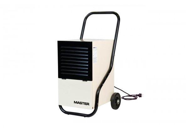 Осушитель воздуха Master DH 75250 литров<br>Осушитель воздуха Master (Мастер) DH 752 относится к классу профессионального оборудования, что означает его высокую производительность, отличную выносливость, неприхотливость в эксплуатационных условиях и невероятную долговечность. При этом представленная модель воздухоосушителя характеризуется совсем небольшими шумовыми показателями относительно аналогов. Использование такого прибора будет удобным и эффективным.<br><br><br><br><br>Особенности и преимущества промышленных осушителей воздуха Master:<br><br>Высокая производительность<br>Компактный, металлический, прочный корпус<br>Простота эксплуатации и обслуживания<br>Встроенный гигростат<br>Возможность непрерывной работы (24 часа в сутки)<br>Контроль заполнения контейнера<br><br> <br><br><br>Применение:<br><br>Подвалы, гаражи, oфисы<br>Малые складские помещения, склады запасных частей<br>Продуктовые склады<br>Складские помещения<br>Помещения с компьютерным оборудованием<br>Библиотеки, книжные магазины, архивы<br>Музыкальные залы<br>Прачечные, сушильные комнаты в отелях<br>При проведении ремонтных и отделочных работ<br>После затопления зданий, квартир, подвалов<br><br> <br><br><br><br><br>Большая влажность в помещениях может привести к неблагоприятным последствиям. Она значительно сокращает срок службы декоративных покрытий стен и полотков; вызывает ржавчину на сантехнических изделиях; становится причиной замутнения поверхностей зеркал; а самое главное   из-за влажности образуется плесень и другие грибки, наносящие вред здоровью. Поддерживать влажностный уровень на оптимальном уровне вам поможет осушитель воздуха, разработанный компанией Master. Такой агрегат будет полезен в ванных комнатах, бассейнах, библиотеках и гардеробных, в прачечных и кладовых. Представленные в интернет-магазине mircli.ru осушители воздуха Master имеют необходимые сертификаты и официальную гарантию.<br><br>Страна: Италия<br>Производитель: Китай<br>Осушение л\сутки: 46,7<br>Производительность, мsup3