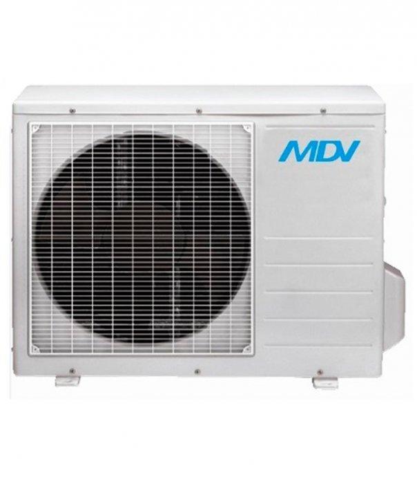 Мульти сплит система Mdv MD2O-18HFN12 комнаты<br>MD2O-18HFN1&amp;nbsp;от известного производителя MDV &amp;ndash; передовой наружный блок мульти-сплит-системы, рассчитанный на подключение к нему до двух внутренних блоков. Данная модель имеет инверторное управление, благодаря чему характеризуется как наиболее энергоэффективное устройство среди аналогов. Корпус устройства выполнен из высококачественных материалов и обладает стойким защитным покрытием.<br>Особенности и преимущества наружных блоков мультисплит-систем от компании MDV:<br><br>Инверторное управление.<br>Охлаждение + обогрев + вентиляция + осушение.<br>Одновременное подключение нескольких внутренних блоков.<br>Независимая настройка рабочих параметров каждого внутреннего блока.<br>Индивидуальное управление каждый блоком, а также централизованное управление всей системой.<br>Компрессор GMCC (Guangdong Midea-Toshiba Compressor Corporation) гарантирует надежную и стабильную работу кондиционера.<br>Возможность поэтапного создания системы.<br>Озонобезопасный фреон.<br>Защита наружного блока от обледенения.<br>Самодиагностика.<br>Удобное подключение электропроводки благодаря распределительной коробке.<br>Низкий уровень шума.<br>Высокая энергоэффективность.<br>Надежность и безопасность.<br>Компактные размеры.<br><br>Компания MDV представляет клиентам семейство мультисплит-систем FREE MATCH инверторного типа, которые разработаны для комфортного обслуживания нескольких помещений. С такими системами вы не будете вынуждены переплачивать за дополнительное оборудование и перегружать экстерьер здания наружными блоками, так как с мультисплит-системами вы сможете с помощью всего одного (или нескольких, в зависимости от количества помещений) внешнего модуля создать необходимый климат в целом здании. С наружными блоками можно сочетать внутренние модули разного типа и мощности, причем компоновать систему можно поэтапно. Простой монтаж и большая длина трубопровода помогут сделать это быстро и легко.<br><br>Страна: Китай<br>Охла