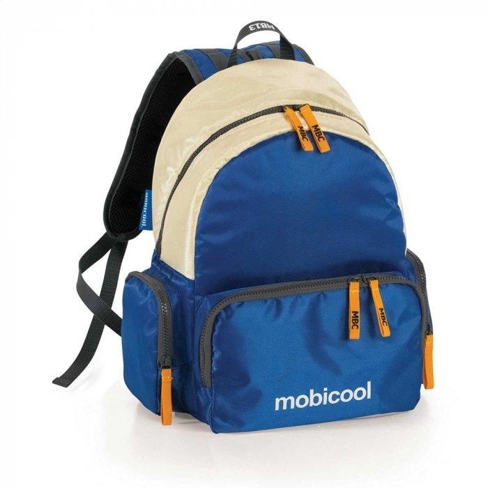 Сумка-холодильник Mobicool sail 13Сумки-холодильники<br>Mobicool (Мобикул) sail 13 представляет собой изотермический контейнер, выполненный в виде вместительного рюкзака. Полезный объем изделия составляет 13 литров. Внутри рюкзак отделан специальным термоотталкивающим покрытием, которое позволяет хранить как холодные, так и горячие продукты и напитки. Модель оснащена удобными ремнями с регулируемой длиной, а также несколькими внешними карманами. Как правило, подобные изотермические контейнеры способны сохранить тепло или холод в течение трех-пяти часов. Если вы хотите увеличить это время, то можете приобрести специальные аккумуляторы температуры, которые помещаются внутрь изотермического контейнера.<br>Особенности и преимущества представленной модели сумки-холодильника от компании Mobicool:<br><br>Сделано в виде рюкзака.<br>Прочный материал изготовления.<br>Внутреннее термоотталкивающее покрытие.<br>Большая вместительность.<br>Сохранения и холода, и тепла.<br>Удобно переносить и хранить.<br>Компактные размеры, небольшой вес.<br>Высокая степень износоустойчивости.<br><br>Сумки-холодильники представляют собой удобные и компактные изотермические контейнеры, которые работают по принципу термоса. Такая сумка может сохранять не только холод, но и тепло. Здесь в широком ассортименте представлены сумки-холодильники от торговой марки Mobicool - известного немецкого бренда, продукция которого популярна как на иностранном, так и на российском рынке. Компания-производитель использует для своих контейнеров исключительно качественные материалы, что обуславливает их высокую износоустойчивость.<br><br>Страна: Германия<br>Объем, л: 13<br>Мощность, Вт: None<br>Питание, В: Нет<br>Темп. max, С: None<br>Темп. min, С: None<br>Габариты ВxШxД, мм: 250x390х180<br>Вес, кг: 1<br>Гарантия: 1 год<br>Кабель питания: Нет<br>Назначение: Сумкахолодильник