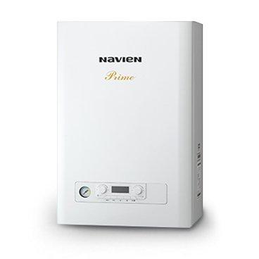 Котел Navien PRIME COAXIAL - 35k35 кВт<br>Двухконтурный котел от достойной торговой марки Navien (Навьен) PRIME COAXIAL - 35k   это модель для настенного монтажа, которая в качестве источника энергии использует природный магистральный или сжиженный газ   наиболее доступный для современного потребителя вид топлива. Представленный аппарат потребляет незначительное количество ресурсов при своей высокой эффективности.<br>Особенности и преимущества двухконтурного котла серии PRIME COAXIAL:<br><br>Настенный газовый двухконтурный  котел с закрытой  камерой сгорания;<br>Раздельные теплообменники; первичный и вторичный теплообменник из нержавеющей стали;<br>Модулируемая система турбонаддува, благодаря которой в камеру сгорания котла обеспечивается подача;<br>Воздуха в количестве, пропорциональном количеству газа, что позволяет снизить расходы на газ;<br>Два датчика температуры отопительной воды, подаваемой и обратной; встроенный блок управления;<br>Управление мощностью отопления в трех режимах позволяет снизить расходы на газ;<br>Встроенная погодозависимая автоматика (возможность подключения датчика уличной температуры) (дополнительная опция);<br>Умный пульт управления с ЖК-дисплеем и встроенным датчиком температуры (дополнительная опция);<br>Работа котла при давлении отопительной воды от О, 1 бар; работа котла при давлении  газа от 4 мбар;<br>Циркуляционный насос с автоматическим воздухоотводчиком; встроенный расширительный бак объемом 8 л;<br>Электронная плата управления.<br><br>Настенные газовые котлы от достойной производственной компании NAVIEN из серии PRIME COAXIAL были разработаны с учетом нужд современных потребителей при использовании самого современного оборудования и труда настоящих профессионалов в своем деле. Изделия из представленной линейки отличаются высокой эффективностью, надежным исполнением и высоким уровнем безопасности.<br><br>Страна: Корея<br>Производство: Корея<br>Тип котла: Энергозависимые<br>Режим работы: Отопление/ГВС<br>Камера сгорания: Закрытая<