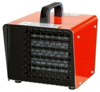 Керамический тепловентилятор Neoclima KX-2Тепловентиляторы<br>Neoclima (Неоклима) KX-2 TV &amp;ndash; это современная модель тепловентилятора от известного производителя. Агрегат характеризуется широкими функциональными возможностями, имеет несколько режимов работы, снабжен серьезной защитной системой, исключающей возможность перегрева. Корпус тепловентилятора исполнен из прочной стали и покрыт специальным слоем антикоррозийной защиты.<br>Преимущества тепловентиляторов KX Neoclima:<br><br>Тип размещения: напольный<br>Нагревательный элемент: керамический<br>Ступенчатое переключение мощности<br>Регулировка температуры обогрева<br>Термостат поддержания температуры<br>Надежная система тепловой защиты<br>Корпус в антикоррозийном покрытии<br>Удобная верхняя рукоятка<br>Система Overheat Protection - защита от перегрева<br>Система Plus O2 - не сушит воздух<br>РТС-нагревательный элемент&amp;nbsp;<br>Антивандальный стальной корпус<br>Регулируемый термостат<br>Защита от натяжения шнура<br>Удобная ручка перемещения<br>Высокая производительность - 190 м3/час<br>Экономичность<br><br>KX &amp;ndash; еще одно семейство тепловентиляторов от торговой марки Neoclima. Эти небольшие высокотехнологичные агрегаты были разработаны специально для осуществления комфортного дополнительного обогрева. Эти агрегаты снабжены специальной системой, благодаря чему не влияют на качество воздуха. Приобретая в нашем интернет-магазине тепловентиляторы Неоклима, вы можете быть уверены, что становитесь обладателями надежного &amp;nbsp;оборудования, снабженного официальной гарантией.<br><br>Страна: Китай<br>Площадь, м?: 20<br>Мощность, кВт: 2,0<br>Тип нагревательного элемента: Керамический<br>Тип регулятора: Механический<br>Защита от перегрева: Есть<br>Отключение при опрокидывании: Нет<br>Ионизатор: Нет<br>Дисплей: Нет<br>Пульт: Нет<br>Габариты, мм: 200x190x175<br>Вес, кг: 3<br>Гарантия: 1 год<br>Ширина мм: 190<br>Высота мм: 200<br>Глубина мм: 175