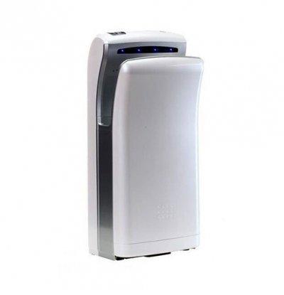 Сушилка для рук Neoclima NHD-1.8Пластиковые<br>NeoClima NHD-1.8   это удобная и долговечная сушилка для рук от известного бренда. Представленный прост в монтаже и использовании, защищен от перегрева и весьма качественно исполнен. Стоит отметить, что прибор имеет емкость для ароматизации воздуха, а также моющийся пре-фильтр. Кроме того, сушка имеет два режима работы: тепло и холод. Наиболее актуальна такая сушка для рук будет в местах с большой проходимостью людей. Где не справляются полотенца: это могут быть медучреждения, кафе и рестораны, торговые центры, кинотеатры, музеи и т.д.<br>Преимущества представленной модели сушилки для рук:<br><br>Автоматическое включение /отключение.<br>Два режима работы (Тепло/Холод).<br>Защита от перегрева.<br>Простая установка.<br>Моющийся ПРЕ фильтр.<br>Поддон для воды.<br>Емкость для ароматизации воздуха.<br>Cупер быстрая сушка 90 м/сек.<br>Экономичное электропотребление.<br>Высококачественные материалы.<br>Удобная эксплуатация.<br>Монтажная пластина в комплекте.<br>Современный дизайн.<br><br>Сушилки для рук серии NHD от компании Neoclima отличаются надежностью и простотой использования. Весь модельный ряд отличается своими конструктивными особенностями: это долговечный двигатель и система бесконтактного включения и выключения. Кроме того, модели сушилок для рук Neoclima из семейства NHD сразу обращают внимание на свой дизайн   современный, но классический и элегантный, он будет весьма гармонично смотреться в любом интерьере. А компактные размеры приборов позволят разместить сушилки для рук в любом удобном месте. Стоит также обратить внимание, что приборы облачены в ударопрочный корпус, что является большим преимуществом. В нашем интернет-магазине вы сможете приобрести сушилки для рук Neoclima по привлекательной цене!<br><br>Страна: Греция<br>Мощность, кВт: 1,8<br>Материал корпуса: Пластик<br>Поток воздуха м/с: 90<br>Степень защиты: IP23<br>Цвет корпуса: Серый<br>Минимальный уровень шума, дБа: 65<br>Объем воздушного потока, м3/час: