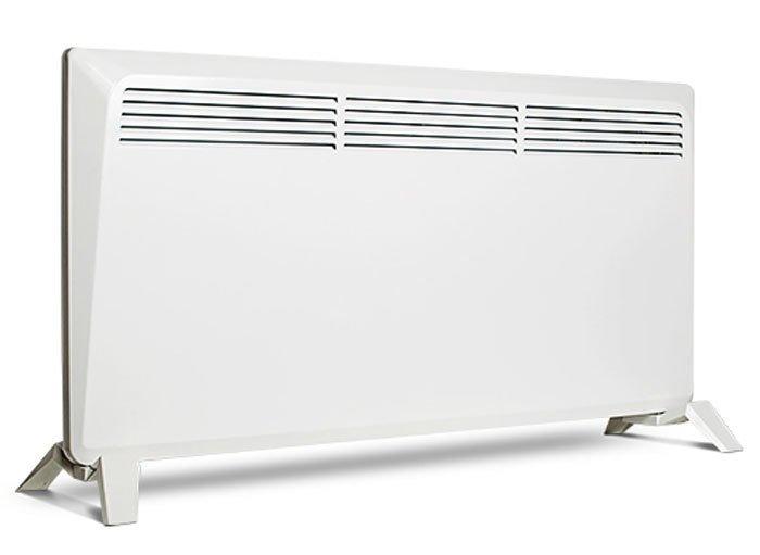 Конвектор электрический Neoclima NOVA 2000E20 м? - 2.0 кВт<br>Электрический конвектор NEOCLIMA (Неоклима) NOVA 2000E оборудован мощным нагревательным элементом, который выполнен в специальной форме, позволяющей ему гораздо более эффективно отдавать тепловую энергию. Вы можете изменять мощность работы этого нагревателя воздуха при помощи установленного на нем удобного электронного термостата. Для надежного и устойчивого монтажа в этому конвектору прилагаются в комплекте пара специальных ножек. <br>Особенности конвектора Neoclima:<br><br>Монолитный Х-образный нагревательный элемент<br>Электронный термостат<br>Быстрый нагрев<br>Не пересушивает воздух<br>Не сжигает кислород<br>5-ступенчатая система защиты<br>Бесшумная работа<br>Компактность и мобильность<br>Защита от перегрева<br>Защита от попадания влаги   IP24 <br>Защита от попадания внутрь посторонних предметов<br>Защита от замерзания (режим Anti Frost)<br>Защита от поражения электрическим током (класс II)<br>Специальные опоры для простой и надежной установки<br><br>Электрический воздухонагреватель компании Neoclima серии Nova оснащен специально разработанным монолитным нагревательным элементом, имеющим Х-образнyю форму, позволяющую ТЭНу отдавать больше тепла, что, в конечном счете, намного повышает тепловую производительность всего обогревателя. Контакт внешнего воздуха с нагревательным элементом полностью исключен, поэтому при работе прибора воздух остается таким же влажным, а уровень кислорода в нем   неизменным. Кроме того, специальная конструкция корпуса конвектора не дает пыли внутри задерживаться и оседать, издавая при нагреве неприятный запах.<br>Для большего комфорта при использовании конвектор Neoclima оснащен точным электронным термостатом, который позволяет увеличивать и уменьшать тепловую мощность прибора. Его компактные размеры позволяют Вам сохранить максимум полезного пространства при установке обогревателя, а его стильное исполнение позволит Вам украсить этим прибором комнату с любым интерьером.<br>К