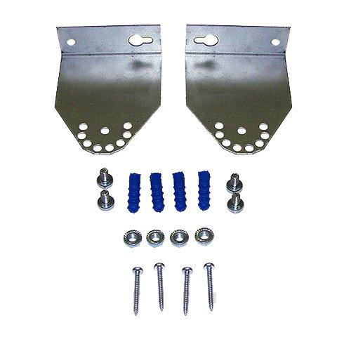 Комплект кронштейнов Neoclima МКО-1Аксессуары<br>Комплект для МКО-1 предназначен для монтажа инфракрасных обогревателей от компании Neoclima на потолке или на стене. Представленное крепление имеет пять вариантов угла наклона обогревателя. Благодаря такому креплению инфракрасные обогреватели Neoclima смогут удобно разместиться на стене или на потолке, не занимая полезного пространства помещения, а также правильно распределяя тепло по всему объему комнаты.<br>Для ИК-обогревателей Neoclima IN-0.8 и IN-1.0.<br>Комплектация набора:<br><br>Правый кронштейн   1 шт.<br>Левый кронштейн   1 шт.<br>Винт М6х10   4 шт.<br>Гайка М6х10   4 шт.<br>Дюбель  ежик  8х30   4 шт.<br>Винт самонарезающийся 4х30   4 шт.<br><br> <br>Компания Neoclima всегда заботится о пользователях своего оборудования, разрабатывая все новые модели приборов и аксессуары к ним, которые призваны сделать эксплуатацию максимально комфортной и эффективной. Поворотные кронштейны для установки инфракрасных обогревателей не являются исключением.<br><br>Страна: Китай<br>Тип установки: Настенно/Потолочный<br>Мощность, кВт: None<br>Габариты, мм: 40x160x130<br>Гарантия: 1 год<br>Ширина мм: 160<br>Высота мм: 40<br>Глубина мм: 130
