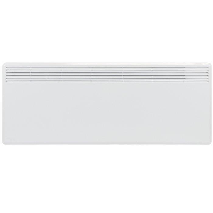 Конвектор электрический Nobo NFC4W 1515 м? - 1.5 кВт<br>Nobo (Нобо) NFC4W 15 &amp;ndash; это передовой конвектор с электронным термостатом, выполненный в ультратонко современном корпусе. Рассматриваемое электрическое устройство позволяет грамотно настраивать температурные показатели воздуха внутри обслуживаемого помещения и при этом характеризуется абсолютной безопасностью и высокой устойчивостью к воздействиям среды.<br>Особенности и преимущества электрических конвекторов Nobo серии Nordic NFС 4W:<br><br>Новинка 2016 года, которая пришла на смену популярным моделям Nordic C4E.<br>Новые конвекторы NFС 4W производятся с применением новейшей технологии ecoDesign, которая включает в себя новую электрическую схему и электронную систему управления повышенной надежности.<br>Принцип работы и внутренняя начинка остается как и у конвектора серии NFC&amp;laquo;N&amp;raquo; и &amp;laquo;S&amp;raquo; Viking. Термостат не радиоуправляемый с установкой одной температуры. Электрический шнур имеет разъемное соединение с корпусом конвектора.<br>Усовершенствованные новые термостаты, которые предусмотрены для управления конвекторами данной серии, позволяют поддерживать температуру воздуха с максимальной точностью &amp;ndash; до 0,1 С и снизить энергопотребление в режиме ожидания до 0,5 Вт.<br>Термостаты NCU 1R, NCU 2R, NCU ER. совместимы с системами управления Orion 700 и Energy Control, что позволяет объединить обогреватели в единую цепь и управлять конвекторами удаленно при помощи специального приложения для смартфонов и планшетов через Energy Control или Orion 700+GSM-модуль с помощью смс-сообщений.<br>Новые модели серии NFС 4W не совместимы с термостатами предыдущих поколений, но все функциональные возможности старых термостатов сохранены. Появились более информативные термостаты с жидкокристаллическим дисплеем NCU 2R, NCU 2Т.<br>Все конвекторы Nobo NFС 4W соответствуют классу защиты IP 24, что позволяет использовать обогреватели во влажных помещениях бытового назначения.<br>Внешн
