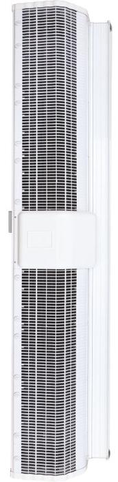 Электрическая тепловая завеса Olefini KEH-28 VERT S/S SD (IP24)18 кВт<br>Olefini (Олефини) KEH-28 VERT S/S SD (IP24) могут организовать экранирование открытого проема направленными потоками воздуха при любых погодных условиях, чтобы они никак не отразились на внутреннем состоянии помещения. Помимо имитации закрытой двери завеса может подогревать воздух, восполняя некоторые потери тепла на входе. Чем приводит к уменьшению расходов энергии на отопление.<br>Особенности электрических завес с вентилятором 130 мм<br><br>Скорость потока воздуха 13/11 м/с<br>Мощность двигателя 660 Вт<br>Макс. Уровень шума 67/64 дБ<br>Класс защиты IP24<br>Ступени мощности 0/33/66/100 %<br>Электронная система управления IP24<br>Пульт ДУ IP20<br>Проводной пульт IP55<br>Влагозащищенный двигатель SIEMENS IP65<br>Герметичная коробка электрических соединений IP55<br>Защита ТЭН<br>Установка VERT   вертикальная<br>Материал корпуса S/S   нержавеющая сталь (430)<br>Размещение двигателя L/R/K   левое/правое/среднее<br>Клеммы для концевого выключателя (SD)<br><br>Серия завес  IP24  с собственной системой управления IP24. Влагозащищенные завесы Olefini SD находят свое применение на автомойках и химических производствах с большой влажностью и агрессивной средой из активных химических веществ. Вся система складывается из технических особенностей и частей управляющих элементов. Постоянная скорость вращения вентилятора. Проводной пульт и пульт ДУ имеют защитное исполнение. Модели электрических завес с ТЭНами так же имеют защиту, выполнены из нержавеющей стали. Все провода заключены в оболочку, контакты размещены в герметичных коробках, места входа проводов в коробки так же защищены креплениями.<br><br>Страна: Греция<br>Производитель: Греция<br>Тип: Электрическая<br>Термостат в комплекте: Нет<br>Расход воздуха, мsup3;/ч: 5180/4385<br>Max высота, м: 5<br>Мощность, кВт: 18,0<br>Установка завесы: Вертикальная<br>Регулировка температуры: Есть<br>Вентиляция без нагрева: Есть<br>Ширина завесы, м: 2<br>Пульт: Есть<b