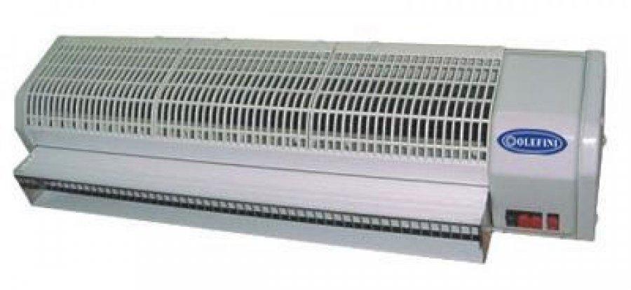 Электрическая тепловая завеса Olefini MINI-800S*5 кВт<br>Модель воздушной завесы Olefini (Олефини) Mini 800 S рассчитана на установку в небольших помещениях над дверными или оконными проемами, ширина которых не превышает одного метра. Ленточный нагревательный элемент, установленный в эту завесу, быстро нагревается при включении прибора и быстро остывает после его выключения, что обеспечивает его максимальную износоустойчивость и энергоэффективность. <br>Особые преимущества тепловых завес Olefini серии  S :<br><br>Экономия электроэнергии<br>Ленточный нагревательный элемент<br>Защита от пыли, насекомых<br>Выбор мощности нагрева<br>Подключение к термостату<br>Подключение к концевому выключателю<br>Простой монтаж<br>Современный дизайн<br>Компактные размеры корпуса<br><br>Воздушные завесы Olefini серии  S  отличаются высокой тепловой производительностью, низким энергопотреблением и тихой работой. Модели этой серии имеют компактные размеры, благодаря чему они идеально подходят для установки в условиях ограниченного пространства над дверным или оконным проемом. А их небольшой вес, удобные и надежные крепежные кронштейны делают процесс монтажа легким и быстрым.<br><br>Страна: Греция<br>Тип: Электрическая<br>Расход воздуха, мsup3;/ч: 1050<br>Max высота, м: 2,3<br>Мощность, кВт: 4,5<br>Установка завесы: Горизонтальная<br>Регулировка температуры: Есть<br>Вентиляция без нагрева: Есть<br>Ширина завесы, м: 0,81<br>Пульт: Есть<br>Напряжение, В: 220 В<br>Вилка: None<br>Габариты ВхШхГ, см: 17,2х81х16,6<br>Вес, кг: 10<br>Гарантия: 1 год<br>Ширина мм: 810<br>Высота мм: 172<br>Глубина мм: 166