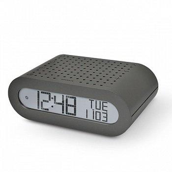 Проекционные часы Oregon RRM116-gЧасы без проекции<br>Модель часов с радио Oregon (Орегон) RRM116-g является функциональным приспособлением для повседневной жизни. Пользователь может установить устройство возле кровати и ежедневно засыпать под тонкий звук любимой музыки. Кроме того, в общую конструкцию был вмонтирован циферблат с часами, который позволит не опоздать на работу или во время выйти на встречу с друзьями.<br>Особенности рассматриваемой модели настольных часов от Oregon:<br><br>Цифровые часы с радиоконтролем.<br>Два будильника<br>Будильник от радио или от сигнала<br>ЖК дисплей с подсветкой<br>Цифровое AM/FM радио c 8-ю предустановками<br><br>Комплектация:<br><br>Основное устройство<br>Адаптер переменного тока<br>3 батарейки ААА<br>Инструкция<br>Гарантийный талон<br><br>Настольные часы от американской торговой марки Oregon - это аксессуар, который должен быть в каждом доме. Все модели можно смело назвать многофункциональными устройствами, ведь многие из них способны не только отображать ход времени, но и имеют в арсенале возможностей будильник, функцию ночного светильника или, например, радио.<br><br>Страна: США<br>Питание, В: Батарейки<br>Тип батарейки: ААА<br>Колво батареек: 3<br>Адаптер к 220В: Нет<br>С будильником: Да<br>Радиодатчик: Да<br>С метеостанцией: Нет<br>В помещении t, С: Нет<br>За окном t, С: Нет<br>Влажность в помещении: Нет<br>Влажность за окном: Нет<br>Давление: Нет<br>Прогноз погоды: Нет<br>Габариты, мм: 50х135х80<br>Вес, кг: 1<br>Гарантия: 1 год<br>Ширина мм: 135<br>Высота мм: 50<br>Глубина мм: 80