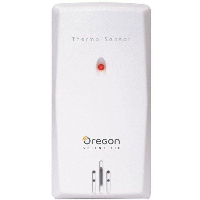 Дистанционный термодатчик Oregon THN132NРадиодатчики<br>Компактный дистанционный термодатчик Oregon THN132N позволяет собирать наиболее точные данные о состоянии температуры воздуха в помещении или в уличной среде. Комнатный термодатчик компактен, имеет стильный современный дизайн и эргономичный корпус и идеально подходит для настенного монтажа. Электронный беспроводной вариант устройства упрощает эксплуатацию.<br><br>Производитель: Китай<br>Страна: США<br>Диапазон  t, С: 40+60<br>Макс. удаление, м: 30<br>Питание, В: Батарейки<br>Тип батарейки: АА<br>Колво батареек: 1<br>Назначение: Нет<br>Вес, кг: 1<br>Гарантия: 1 год