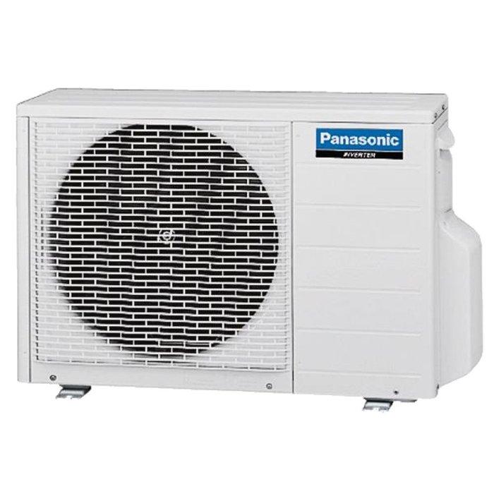 Внешний блок мульти сплит-системы Panasonic CU-2E18PBD2 комнаты<br>Кондиционер изготавливается из высококачественных материалов и предназначен для работы в составе сплит системы. Все управления блоком автоматизировано. Он комфортен, за счет низкого шумового давления, тем самым не побеспокоит Вас.<br>Преимущества:<br><br>Очень низкий уровень шума<br>Компактные унифицированные размеры<br>Увеличенная длина трубопровода<br>Подсоединение труб различных размеров<br>Трубы подсоединяются внутри блока<br>При длине труб до 30 м не требуется дополнительного хладагента<br>Предотвращение утечки конденсата<br>Централизованное удаление конденсата<br><br>Данный наружный блок предназначен для работы в составе сплит-системы. Компания Panasonic постоянно работает над созданием максимально эффективных, надежных и комфортных кондиционеров. Блок изготавливается из высококачественных материалов и имеет очень низкий уровень шума. Достижение в снижении уровня шума по праву позволило сделать его очень комфортным. В городской суете очень устаешь от повседневной рутины и когда приезжаешь уставший домой, довольно часто хочется по быть в тишине и комфорте. Именно также думают и Ваши соседи! Поэтому после подключения блока, он не будет нарушать Ваш покой, а также не доставит неудобств Вашим соседям.<br>Внешний вид выполнен в компактной форме и в красивом, немного строгом и простом дизайне. Именно эти дизайнерские особенности позволили устанавливать кондиционер в любом месте, не занимая уймы места и не нарушая внешнего вида фасада здания. Компактные габаритные размеры будут также очень полезны во время монтажа блока. Ни кому не хотелось бы тратить уйму времени и нервов возясь с громоздким и неуклюжим кондиционером.<br>Очень важной конструктивной особенностью является возможность подключения труб различных размеров. Это позволит значительно сэкономить время и денежные средства при монтаже кондиционера. Он также имеет увеличенную длину трубопровода, при этом при длине трубопровода до 30 м. дополните