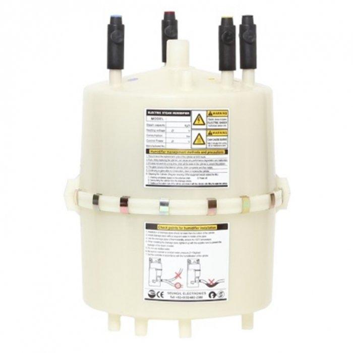 Увлажнитель воздуха Pioneer CY045-3Аксессуары<br>Модель парового цилиндра Pioneer (Пионер) CY045-3 оснащена электродами и предназначена для установки в увлажнителях воздуха. Агрегат подлежит разборке, поэтому легко очищается и отличается долгим сроком службы. При правильном монтаже оборудование проработает в штатном режиме долгое время. Корпус изделия выполнен из устойчивых к коррозии и другим агрессивным воздействиям материалов.<br>Аксессуары для промышленных увлажнителей воздуха от популярного бренда Pioneer   это устройства и детали, необходимые для качественной и стабильной работы оборудования. В нашем интерет-магазине аксессуары Pioneer представлены широким ассортиментом от крепежных элементов до датчиков и цилиндров с электродами.<br><br>Страна: Япония<br>Тип батарейки: None<br>Количество батареек: None<br>Диапазон t, С: None<br>Питание: 380/50<br>Материал: None<br>Запах: None<br>Вес, кг: 1<br>ГабаритыВШГ, мм: None