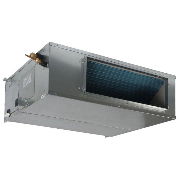Канальный кондиционер Pioneer KFDH60UW/KON60UW17 кВт - 60 BTU<br>Pioneer (Пионер) KFDH60UW/KON60UW представляет собой современную канальную сплит-систему. Внутренний модуль модели исполнен в ультратонкой конструкции, что позволяет вписать его даже в очень ограниченное пространство между основным и подвесным потолками. Во внутреннем блоке имеется дополнительное отверстие для подключения воздуховода для забора уличного воздуха.<br>Особенности рассматриваемой модели канального кондиционера от торговой марки Pioneer:<br><br>Тонкий дизайн. Малая толщина (290 мм) позволяет устанавливать внутренние блоки даже в ограниченном пространстве.<br>Возможность подачи свежего воздуха. Благодаря тому, что на внутреннем блоке предусмотрено специальное отверстие, вы можете подключить дополнительный воздуховод для подмеса свежего воздуха.<br>Возможность выбора статистического давления при монтаже (50 или 80 Па).<br>В комплект с кондиционером входит проводной пульт управления.<br><br>Серия низконапорных канальных кондиционеров от известной только качественной техникой японской компании Pioneer отличается универсальностью, удобством в управлении и высокой эффективностью в работе. Все модели семейства оснащены современной электронной системой управления, для установки режимов функционирования приборы комплектуются эргономичным проводным пультом, который, как правило, закрепляется на стену. Есть возможность программировать включение и выключение оборудования на срок до недели. Кроме того, все модели серии оснащены режимом приточной вентиляции, который позволит регулярно вентилировать помещение свежим очищенным уличным воздухом.<br><br>Страна: Япония<br>Охлаждение, кВт: 17.6<br>Обогрев, кВт: 17.6<br>Площадь, м?: 175<br>Компрессор: Не инвертор<br>Потребляемая мощность охлаждения, Квт: 5.71<br>Потребляемая мощность обогрева, Квт: 5.71<br>Воздухообмен, мsup3;/ч: 2000<br>Габариты внеш. блока ВШГ: 1255x945x340<br>Осушение, л/час: None<br>Габариты внут. блока, ВШГ: 380x1200x719<br>Уровень шума вн