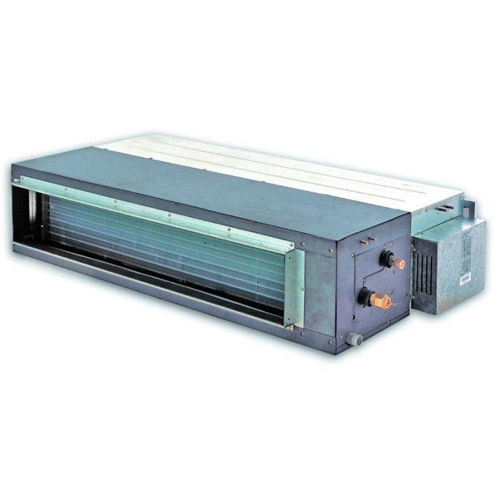 VRF система Pioneer KFDV71UWКанальные<br>Грамотно и с высокой эффективность организовать оптимальные климатические условия в помещении коммерческого, административного или промышленного назначения Вам поможет Pioneer (Пионер) KFDV71UW   передовой внутренний блок канального типа, предназначенный для эксплуатации в мультизональных система от Pioneer. Данный агрегат практически не издает шума, а также оснащен информационным дисплеем.<br>Основные преимущества эксплуатации модели внутреннего блока VRF-системы от компании Pioneer серии KGV:<br><br>Новинка рынка климатической техники.<br>Компактные размеры корпуса.<br>Вариативность монтажа и воздухозабора.<br>Вариативность воздухораздачи.<br>Возможность подмеса свежего воздуха для моделей производительностью 5,6 кВ и выше<br>Простота обслуживания.<br>Долговечный моющийся фильтр с защелками снимается с любой стороны.<br>Дренажный насос (опция).<br>Управление с помощью ключ-карты (опция).<br>В комплекте два путьда ДУ   проводной и инфракрасный.<br>Низкий пусковой ток.<br>Автоматический Перезапуск.<br>Мультискоростной вентилятор.<br>Автоматическое регулирование воздушного потока.<br>Таймер однократного включения и выключения.<br>100% гарантия высокого качества от производителя.<br><br>Агрегаты мультизональных VRF-систем кондиционирования воздуха серии KGV от компании Pioneer   это высокий комфорт в эксплуатации, удобство монтажа, высокая производительность и низкий расход электроэнергии. Семейство представлено наружными и внутренними блоками различного типа, где каждый специалист сможет подобрать подходящую комбинацию приборов. Высокая точность поддержания параметров и температурных характеристик позволяют моделям серии производить автоматическую регулировку без ощутимого воздействия на человека.   <br><br>Страна: Япония<br>Производитель: Китай<br>Охлаждение, кВт: 7,10<br>Обогрев, кВт: 8,0<br>Площадь м?: 71<br>Потребление охл, кВт : None<br>Потребление тепло, кВт : None<br>Расход воздуха, м3/ч: 1100<br>Фреон Хладагент: R410a<