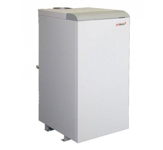 Котел Protherm Медведь 40 KLOM35 кВт<br>Напольный газовый котел  Protherm Медведь 40 KLOM  эффективно применяется для отопительной системы и для приготовления воды нужного температурного режима. С помощью встроенных комнатных регуляторов осуществляется быстрое создание благоприятного микроклимата в самый короткий промежуток времени. Для полноценного и бесперебойного процесса функционирования необходим магистральный или сжиженный газ. <br>Преимущества и функциональные особенности отопительной модели Protherm Медведь:<br><br><br>Качественный чугунный двухходовой теплообменник<br>Встроенный микропроцессор регулирует работу котла<br>Опция Зима-лето<br>Котроль тяги в дымоходе, наличия пламени<br>Защита от перегрева, охладительный контур<br>Простой сервис и монтаж<br>Плавное регулирование мощности, электророзжиг<br>ЖК дисплей, индикация температуры, неисправностей, давления<br>Тепловой предохранитель, защита от заклинивания и замерзания<br>Класс защиты: IP 40<br>Тип горелки: инжекторная, моделирующая<br>Давление природного/сжиженного газа: 130/300 мм.рт.ст.<br><br>Напольный газовый котел  Protherm  серии Медведь  KLOM  имеет тепловой предохранитель и специальную защиту от заклинивания насоса.Пользователь может самостоятельно регулировать мощность котла, что гарантирует минимизацию потребления газа. Благодаря такому подходу котел идеально сочетает экономичность и эффективность работы. Известный европейский производитель использует высококачественный исходный материал, структура которого обладает превосходной устойчивостью перед образованием коррозии. Благодаря продуманному подходу ко всем производственным этапам отопительное оборудование стало популярным в своей области, а самое главное надежность и производительность соответствует заявленной цене. Отличный вариант для квартир и дачных домиков, эффективный обогрев с помощью представленной техники. Удобный и комфортный процесс управления, минимальные материальные затраты на обслуживание.  Встроен специальный регулятор, с по