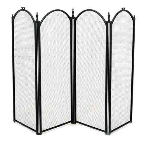 Экран для камина Real-Flame 41011 ВК - 09Аксессуары<br>Экран для камина  Real Flame (Реал Флейм) 41011 ВК - 09 имеет сразу два преимущества: эстетическое и практическое. Во-первых, экран перекрывает доступ к очагу, что очень актуально в доме с маленькими детьми и домашними животными. Во-вторых, такой аксессуар весьма стильно смотрится, создавая с камином отличный тандем.<br>Компания Real Flame   один из лидеров на мировом рынке электрических каминов. Их оборудование пользуется большой популярностью благодаря отличным потребительским качествам. Камины Real Flame невероятно реалистично имитируют живой огонь, просты в установке и не нуждаются в обслуживании. А большой ассортимент аксессуаров позволит каждому создать свою неповторимую композицию. <br><br>Страна: Канада<br>Цвет: Черный<br>Габариты ВхШхГ,мм: 710x1280<br>Вес, кг: 10<br>Гарантия: 1 год