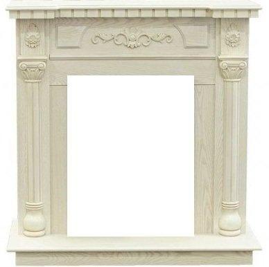 Деревянный портал для камина Real-Flame Dacota CornerПорталы из дерева<br>Dacota Corner STD/EUG от торговой марки Real-flame   это элегантный каминный портал, который разработан для комплектации стандартными очагами. Представленная модель имеет угловой вариант размещения, в связи с чем, с легкость может быть установлен, как в большом кабинете или библиотеке коттеджа, так и в стандартной квартире. При изготовлении такого портала используется МДФ, который обладает хорошей устойчивостью перед высокими температурами и влажностью, а в качестве отделки выступают резные элементы из натурального шпона.<br>Доступные цветовые варианты портала: белый дуб, античный дуб.<br>Основные преимущества каминного портала рассматриваемой модели от компании Real-flame:<br><br>Материалы изготовления: МДФ, натуральный шпон.<br>Пристенный угловой вариант установки.<br>Стильный эргономичный дизайн.<br>Компактные размеры.<br>Высокое качество материалов и сборки.<br>Простота в уходе.<br>Портал устойчив к разрушающему воздействию солнечных лучей и небольших механических повреждений.<br>Несложный монтаж, не требующий профессиональных навыков.<br>Подходит для комплектации очагом Eugene и стандартными электрическими топками.<br>Очаг для портала необходимо приобрести отдельно.<br><br>В настоящее время все большую популярность среди пользователей набирает установка в квартирах и домах каминов электрического типа. Это обусловлено тем, что установка именно такого оборудования не требует специальных разрешений и дополнительных материальных затрат. Предлагаем вашему вниманию серию каминных порталов от компании Real-flame, изготовленных из высококачественного МДФ с отделкой из шпона натуральных пород  древесины. Все изделия изящно исполнены и тонко украшены различными элементами. Такое сочетание делает порталы Real-flame максимально похожими на привычные дровяные камины, которые уже многие сотни лет не теряют своей актуальности.<br><br>Страна: Китай<br>Материал портала: МДФ/нат. шпон<br>Цвет: Мульти<br>Ти