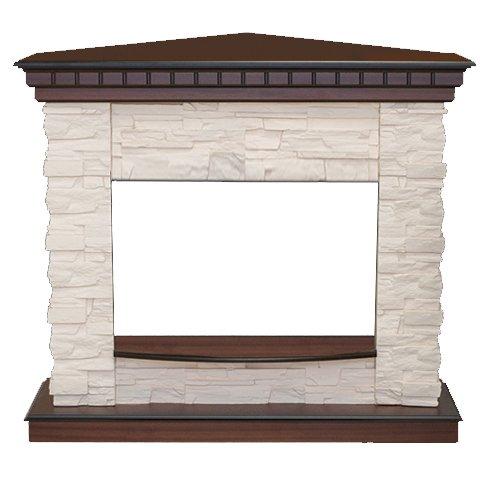 Портал из камня для камина Real-Flame Elford Corner 25Порталы из камня<br>Помимо функционального значения, каминный портал Real Flame (Реал Флейм) Elford Corner 25, выполненный под камень, имеет одно большое и очень важное для современного потребителя достоинство   визуальную привлекательность, которую можно будет использовать для эффектного пространственного оформления интерьера современной квартиры, индивидуального дома, кафе, ресторана и даже номера в отеле.   <br>Особенности рассматриваемой портала для электрокамина от компании Real Flame:<br><br>Материал изготовления портала: шпонированный МДФ, искусственный камень<br>Угловой вариант исполнения;<br>Роскошный дизайн;<br>Изящное дополнение любого интерьера помещения;<br>Облицовка из натурального шпона;<br>Удобные габаритные размеры;<br>Тип: пристенный, в собранном виде;<br>Безопасность эксплуатации;<br>Долгий срок безукоризненной службы;<br>Совместим с очагом Eugen, Volcano и стандартными моделями от Real Flame.<br><br>Порталы для электрокаминов Real Flame отличаются интересными визуальными качествами и выполнены из надежных и износоустойчивых материалов, проверенных временем. Изделия т данного производителя предназначены для совместной работы с электрическими очагами, и отличаются своим дизайнерским решением и в зависимости от исполнения способны удовлетворить нужды любой категории потребителей. <br><br>Страна: Канада<br>Материал портала: МДФ/нат. шпон<br>Цвет: Античный дуб<br>Тип портала: Угловой<br>ГабаритыВШГ,мм: 1020x1060x750<br>Вес, кг: 90<br>Гарантия: 1 год