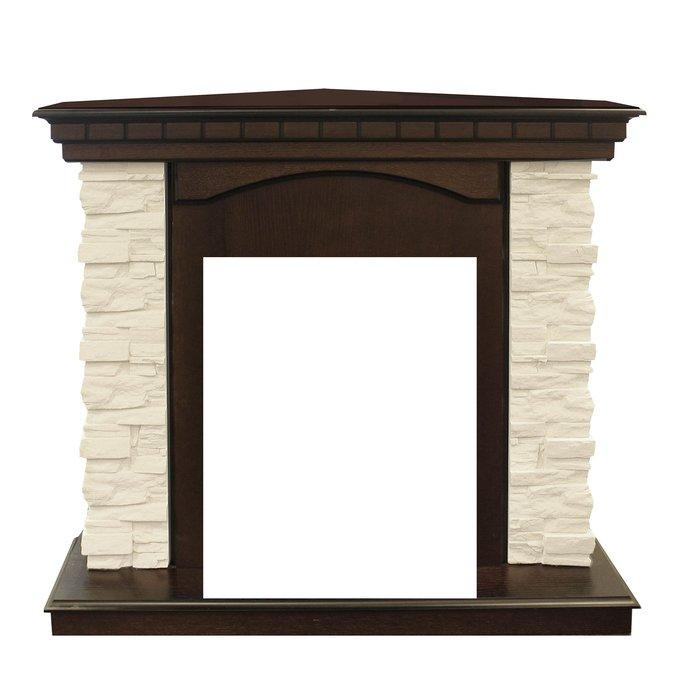 Портал из камня для камина Real-Flame Elford Corner STD/EUGПорталы из камня<br>Благородный и изящный каминный портал Real Flame (Реал Флейм) Elford Corner STD/EUG имеет эффект искусственного камня и был разработан специально для тех, кто ценит простоту и лаконичность. Данное изделие позволит создать визуально интересный электрический камин, если приобрести к нему встраиваемый очаг. Станет отличным дополнением для любого интерьера, особенно в просторных помещениях.  <br>Особенности рассматриваемой портала для электрокамина от компании Real Flame:<br><br>Материал изготовления портала: шпонированный МДФ, искусственный камень<br>Угловой вариант исполнения;<br>Роскошный дизайн;<br>Изящное дополнение любого интерьера помещения;<br>Облицовка из натурального шпона;<br>Удобные габаритные размеры;<br>Тип: пристенный, в собранном виде;<br>Безопасность эксплуатации;<br>Долгий срок безукоризненной службы;<br>Совместим с очагом Eugen, Volcano и стандартными моделями от Real Flame.<br><br>Порталы для электрокаминов Real Flame отличаются интересными визуальными качествами и выполнены из надежных и износоустойчивых материалов, проверенных временем. Изделия т данного производителя предназначены для совместной работы с электрическими очагами, и отличаются своим дизайнерским решением и в зависимости от исполнения способны удовлетворить нужды любой категории потребителей.<br><br>Страна: Канада<br>Материал портала: МДФ/нат. шпон<br>Цвет: Античный дуб<br>Тип портала: Угловой<br>ГабаритыВШГ,мм: 1013x1060x750<br>Вес, кг: 90<br>Гарантия: 1 год