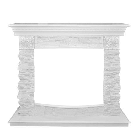 Камин Real-Flame Elford  LUX 25 WTПорталы из камня<br>Отличающийся универсальностью, каминный портал Real Flame (Реал Флейм) Elford LUX 25 WT&amp;nbsp;выполнен под камень и признан создавать и поддерживать в современной квартире, коттедже, индивидуальном доме, кафе, ресторане или номере отеля комфортную атмосферу. Портал также позволяет значительно улучить интерьер помещения и выступает в качестве полноценного декоративного элемента для его оформления. &amp;nbsp;<br>Особенности рассматриваемой портала для электрокамина от компании Real Flame:<br><br>Материал изготовления портала: шпонированный МДФ, искусственный камень<br>Фронтальный вариант исполнения;<br>Роскошный дизайн;<br>Изящное дополнение любого интерьера помещения;<br>Облицовка из натурального шпона;<br>Удобные габаритные размеры;<br>Тип: пристенный, в собранном виде;<br>Безопасность эксплуатации;<br>Долгий срок безукоризненной службы;<br>Совместим со стандартными моделями очагов 25 дюймов от Real Flame.<br><br>Порталы для электрокаминов Real Flame отличаются интересными визуальными качествами и выполнены из надежных и износоустойчивых материалов, проверенных временем. Изделия т данного производителя предназначены для совместной работы с электрическими очагами, и отличаются своим дизайнерским решением и в зависимости от исполнения способны удовлетворить нужды любой категории потребителей.<br><br>Страна: Канада<br>Материал портала: МДФ/нат. шпон<br>Цвет: Выбеленный дуб<br>Тип портала: Фронтальный<br>ГабаритыВШГ,мм: 1010x1080x400<br>Вес, кг: 90<br>Гарантия: 1 год