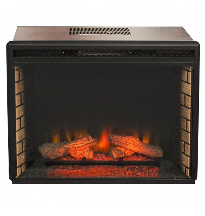 Камин Real-Flame Epsilon 26 S IRОчаги классические<br>Встраиваемый электроочаг Real Flame (Реал Флейм) Epsilon 26 LED S с эффектом живого огня снабжен звуковой имитацией потрескивания дров при сгорании. Другой особенностью этой модели являются вставки кирпичной кладки, что еще больше усиливает эффект настоящего камина. Очаг имеет 5 уровней регулирования пламени, 7 режимов нагрева, снабжен подсветкой дров и 3D пламени по LED-технологии. Очаг предназначен для комплектации порталом из камня или дерева с угловым или фронтальным вариантом установки.&amp;nbsp;<br><br>Страна: Канада<br>Мощность, кВт: 1,7<br>Пламя Optiflame: None<br>Эффект топлива: Дрова, угли<br>Фильтр очистки воздуха: Нет<br>Обогреватель: Есть<br>Цвет рамки: Черный<br>Потрескивание: Есть<br>Пульт: Есть<br>Дисплей: Да<br>Тип камина: Электрический<br>ГабаритыВШГ,мм: 61x73x21,5<br>Гарантия: 1 год<br>Вес, кг: 20