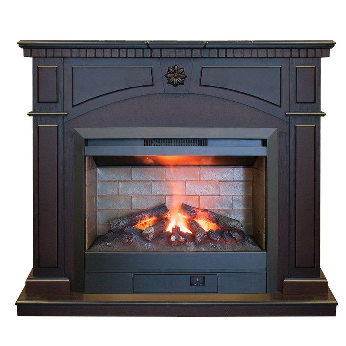 Камин Real-Flame Eva с очагом 3D Helios 26Каминокомплекты<br>Real Flame (Реал Флейм) Eva с очагом 3D Helios 26 &amp;ndash; это бесшумный, комфортный&amp;nbsp; в управлении и обслуживании передовой электрокамин с классическим дизайнерским исполнением. Материалы, использованные для создания представленной модели, отличаются высоким качеством и большой надежностью, что позволило обеспечить максимально продолжительный срок службы камина.<br>Особенности и преимущества готовых решений электрических каминов Real-Flame:<br><br>Привлекательный внешний вид.<br>Отсутствует потребность в дымоходе.<br>Нет дополнительных материальных затрат в процессе монтажа.<br>Прочное стекло, которое не нагревается.<br>Высокий уровень пожаробезопасности.<br>Высококачественные исходные материалы.<br>Портал не облазит и не портится от воздействия солнечных лучей.<br>Реалистичный огонь.<br>Рядом стоящие предметы интерьера не нагреваются.<br>Безопасность эксплуатации.<br>Комфорт использования.<br><br>Особенности и преимущества очага Real Flame 3D Helios 26:<br><br>Электрический очаг с эффектом пламени 3D нового поколения. Модель 2015 года.<br>Абсолютно реалистичный эффект пламени.<br>Мощность на обогрев - до 1,7 кВт.<br>Мощность в декоративном режиме 175Вт (5 галогеновых ламп по 35Вт каждая).<br>Очаг с функцией увлажнения воздуха.<br><br>Электрический камин Real Flame &amp;ndash; это отличная альтернатива дровяным печам. Такие приборы смогут создать иллюзию настоящего огня, который вы вряд ли отличите от настоящего. Однако электрические камины имеют множество преимуществ перед дровяными &amp;laquo;собратьями&amp;raquo;. Во-первых, это отсутствие продуктов сгорания, что означает &amp;ndash; такие камины не нуждаются в дымоходных трубах. Во-вторых, вам не нужно заботиться о наличии топлива (дров или угля), а также производить обязательную регулярную чистку зольников и топочных камер. В-третьих, электрический камин очень легкий, не требует встраивания в нишу, может легко переместиться на другое место