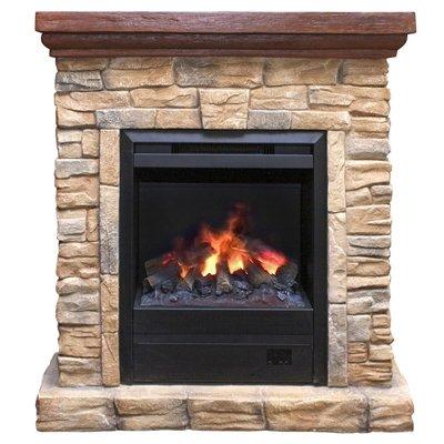 Камин Real-Flame FORD CASTLEКаминокомплекты<br>Real-Flame (Реал Флейм) FORD CASTLE   это еще одна искусно исполненная модель камина электрического типа, которая не оставит равнодушных. В топке расположились невероятно реалистичные муляжи прогоревших дров, которые охватывают языки трехмерного пламени. Если ваше помещение имеет небольшую площадь, то такой камин поможет его обогреть, а также осуществить качественное увлажнение воздуха в нем. <br>Основные преимущества рассматриваемой модели готового комплекта электрокамина от компании Real-flame:<br><br>Компактные габариты и незатруднительный монтаж.<br>Роскошный дизайн каминного портала.<br>Материалы портала: МДФ, облицовка   полистоун (иск. камень).<br>Широкоформатный очаг с трехмерной имитацией пламени.<br>Два режима обогрева помещения.<br>Увлажнение воздуха в помещении.<br>Независимый декоративный режим работы.<br>Комплектуется беспроводным пультом дистанционного управления.<br>Визуальный эффект подсвечивающихся поленьев.<br>Визуальный эффект  живого пламени  поверх прогоревшего топлива.<br>Эффект разгорания и затухания пламени в топке.<br>Независимый режим тлеющих углей.<br>Длительное время беспрерывной работы.<br><br>Если вы хотите, чтобы в вашем доме, квартире, на даче или в коттедже, всегда царила атмосфера уюта, то вашим главным помощником в этом станет электрокамин.  Преимуществ установки такого устройства множество: это и отсутствие необходимости получать разрешение на монтаж, это стильный дизайн и невероятное сходство с  дровяным предшественником, как во внешнем облике, так и в работе. Торговая марка Real-flame предлагает серию готовых каминных комплектов HL, где каждая модель отличается стильным, неповторимым дизайном и удобством монтажа. Все приборы способны осуществлять обогрев помещений, при условии, что последние имеют небольшую площадь. Комплекты Real-flame HL   идеальный выбор для каждого пользователя.<br><br>Страна: Канада<br>Материалы портала: Полистоун<br>Мощность, кВт: 1,5<br>Обогреватель: Есть<br