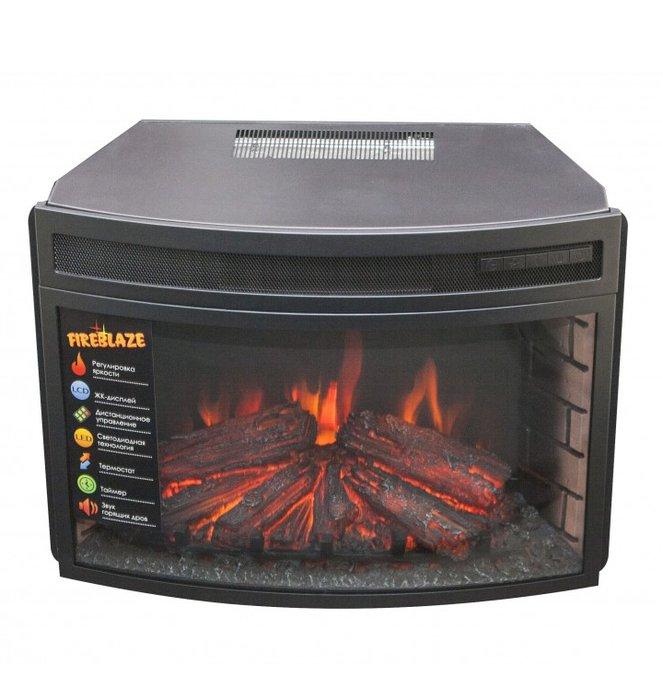 Камин Real-Flame Firespace 25 S IRОчаги широкие<br>Real Flame (Реал Флейм) Firespace 25 S IR с эффектом живого огня с дымом &amp;ndash; электрокамин из серии встраиваемых в нишу либо в портал. Передняя панель застеклена панорамным стеклом, выдающимся полукругом вперед, создает реалистичный эффект глубокой топки. Топка с подсветкой отделана &amp;laquo;под кирпич&amp;raquo;. Камин способен осуществлять инфракрасный обогрев небольшого помещения. Идеален для квартиры или небольшой комнаты в доме.&amp;nbsp;<br><br>Страна: Канада<br>Мощность, кВт: 1,8<br>Пламя Optiflame: None<br>Эффект топлива: Дрова, угли<br>Фильтр очистки воздуха: Нет<br>Обогреватель: Есть<br>Цвет рамки: Черный<br>Потрескивание: Есть<br>Пульт: Есть<br>Дисплей: Да<br>Тип камина: Электрический<br>ГабаритыВШГ,мм: 470x660x332<br>Гарантия: 1 год<br>Вес, кг: 25