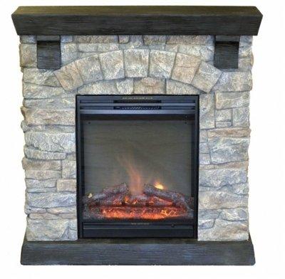 Камин Real-Flame OLD CASTLEКаминокомплекты<br>Для создания максимально приближенных условий функционирования используется специальная имитация пламени с эффектом живого огня, которую очень проблематично отличить от настоящего пламени. Прибор работает в двух режимах: имитация и имитация с отоплением. Камин поставляется с порталом из камня искусственного происхождения, такой вариант идеален для гостиной в старинном стиле.<br><br>Страна: Канада<br>Материалы портала: МДФ/нат. шпон<br>Мощность, кВт: 1,5<br>Обогреватель: Есть<br>Фильтр очистки воздуха: Есть<br>Пламя Optiflame: Есть<br>Эффект топлива: Дрова<br>Цвет: Античная вишня<br>Потрескивание: Нет<br>Пульт: Есть<br>Дисплей: Нет<br>Тип камина: Электрический<br>ГабаритыВШГ,мм: 1020x965x280<br>Вес, кг: 58<br>Гарантия: 1 год