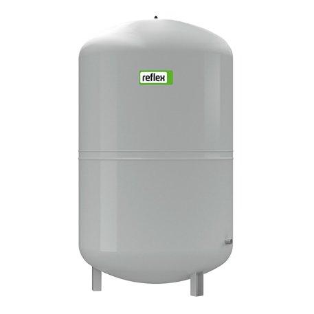 Расширительный бак Reflex N 1000/6&gt; 500 литров<br>Наиболее большой по своему объему мембранный бак Reflex (Рефлекс) N 1000/6 относится к категории отопительного оборудования, так как предназначен для решения вопроса, связанного с закрытыми системами отопления и хладоснабжения. Рассматриваемое изделие имеет вертикальное исполнение и форму цилиндра, и предназначено для того, чтобы компенсировать объемы теплоносителя.<br>Основные преимущества рассматриваемой модели расширительного бака Reflex:<br><br>Отопление + холодоснабжение<br>Незаменяемая мембрана<br>Равномерное и симметричное распределение нагрузки по мембране гарантирует ее износостойкость<br>Рабочая среда: вода или водный раствор гликоля с концентрацией до 50 %<br>Полимерное покрытие<br>Резьбовое подсоединение<br>Современный дизайн<br>Герметичность и подвижность мембраны<br>Работа с системами с солнечным коллектором<br>Возможна установка в многокотельной системе<br><br>Расширительные баки для систем отопления и водоснабжения от торговой марки Reflex   это надежные модели, которые были выполнены из качественных, износоустойчивых материалов, защищенных от коррозии. Представленное оборудование предназначено для решения очень важных вопросов, связанных с системами отопления и водоснабжения   они позволяют снизить нагрузку на трубы в момент расширения теплоносителя.  <br><br>Страна: Германия<br>Производитель: Германия<br>Объем, л: 1000<br>Рабочая темп. С: 120<br>Давление, бар: 1.5<br>Max рабочее давление, бар: 6<br>Покрытие бака: Полимер<br>Присоединительный диаметр, мм: 1<br>Габариты ВхШхГ, мм: 2410x740x740<br>Вес, кг: 120<br>Гарантия: 2 года<br>Ширина мм: 740<br>Высота мм: 2410<br>Глубина мм: 740