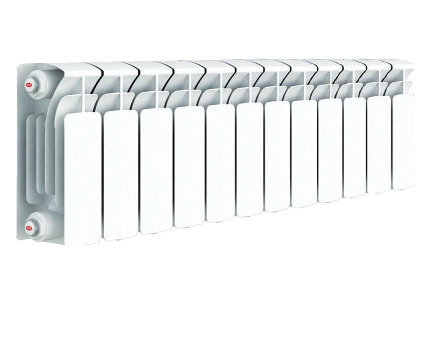 Радиатор отопления Rifar Base 200 12 секц.Биметаллические<br>Биметаллический радиатор отопления Rifar (Рифар) Base 200 12 секц.    невероятно компактные и вместе с тем эффективные отопительные приборы. Эти радиаторы подключаются к централизованной отопительной системе, обеспечивая быструю теплоотдачу. Конструкция радиаторов разработана с учетом эксплуатации их в российских условиях, а компания-производитель заявляет о двадцатипятилетнем сроке службы своих приборов.<br>Особенности и преимущества биметаллических секционных радиаторов отопления Rifar серии Base:<br><br>Закрытая задняя поверхность секции позволяет использовать прибор в сочетании с французскими окнами.<br>Эффективность поддержания комфортного температурного режима.<br>Двух кратное испытание на герметичность при давлении 30 атм.<br>Цвет радиатора - RAL 9016 (белый).<br>Показатель рН 7-8,3.<br>Высокая стойкость к коррозии.<br>В качестве источника тепла можно использовать только специально подготовленную воду.<br>Возможность использования радиаторов при высокой до 135 С температуре теплоносителя.<br>Высокая прочность конструкции.<br>Возможна установка радиатора в помещениях различного назначения, в том числе в медицинских учреждениях, в детских дошкольных учреждениях.<br>Простота монтажа.<br>Номинальный диаметр коллекторов - 1 (25мм).<br><br>Монтажный комплект к радиаторам Rifar (приобретается отдельно):<br><br>заглушка   1 шт.;<br>переходник   3 шт.;<br>воздуховыпускной клапан (клапан Маевского)   1 шт.;<br><br>Base 200   это самый компактные типоразмер в линейке биметаллических радиаторов Base от бренда Рифар. Такие приборы будут актуальны для малогабаритных квартир, небольших офисов или магазинов. Благодаря своему универсальному дизайну радиаторы легко впишутся в интерьерные концепции современных стилей, не выпадая из общей композиции. В интернет-магазине mircli.ru радиаторы Рифар Base представлены серийно, в трех типоразмерах: 200, 350 и 500 мм. <br><br>Страна: Россия<br>Межосевое расстояние, мм: 200<br
