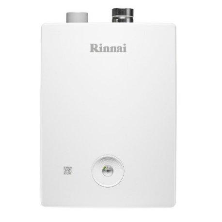 Котел Rinnai RB 207 KMF24 кВт<br>Модель двухконтурного настенного газового котла Rinnai (Риннай) RB 207 KMF включает в общую комплектацию закрытую камеру сгорания, поэтому характеризуется высоким КПД. Прибор выполнен в компактных размерах, поэтому быстро монтируется. Малогабаритность устройства позволяет его установить в помещениях с ограниченным пространством. Используется котел для создания качественной отопительной системы.<br>Преимущества и особенности отопительного котла от торговой марки Leberg серии Flamme:<br><br>Газовый настенный отопительный котёл со встроенным приготовлением горячей хозяйственной воды;<br>Закрытая камера сгорания;<br>Возможность переналадки на сжиженный газ;<br>Мощность котла регулируется модулирующей горелкой;<br>Автоматическое переключение в режим приготовления горячей хозяйственной воды при её расходе от 2,3 л/мин. и управление мощностью аппарата в зависимости от расхода и температуры нагреваемой воды;<br>Принудительный отвод продуктов сгорания - коаксиальный дымоход через стену;<br>QR-код для оперативного перехода на краткую инструкцию котла для пользователей смартфона;<br>Внутреннее программное обеспечение для контроля состояния, настройки параметров и поиска неисправностей;<br>Встроенный проточный пластинчатый теплообменник из нержавеющей стали для нагрева горячей воды;<br>Электронное зажигание и управления всеми функциями;<br>Оптимальная тяга обеспечивается плавно регулируемым бесщеточным вентилятором дымососа;<br>Полное сгорание газа и минимальный выброс NO2 и CO.<br><br>Rinnai RB-KMF   это ультрасовременные котлы отопления от известной по всему миру японской торговой марки. Модели характеризуются максимальным удобством в эксплуатации: современная электроника, которой оснащены устройства, практически не нуждается в присутствии пользователя. Во все котлы семейства встроен пластинчатый теплообменник для организации горячего водоснабжения. <br><br>Страна: Япония<br>Производство: Япония<br>Тип котла: Энергозависимые<br>Режим работы: О