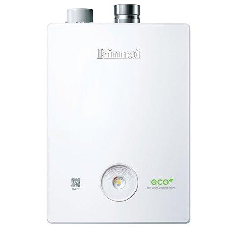Котел Rinnai RB 307RMF35 кВт<br>Экологичный двухконтурный газовый котел Rinnai (Риннай) RB 307RMF представляет собой наиболее современное и надежное решение для организации благоприятных климатических условий и приготовления горячей воды в пределах городской квартиры или индивидуального дома. Модель отличается лаконичной визуальной составляющей, имеет современный функционал и высокий коэффициент полезного действия.<br>Основные достоинства бытовых настенных котлов от торговой марки Rinnai:<br><br>Настенные газовые котлы с закрытой камерой сгорания серии RB RMF для отопления и горячего водоснабжения<br>Пластинчатый теплообменник<br>Жидкокристаллический дисплей с диагностикой ошибок<br>Автоматическая регулировка мощности в режиме отопления и ГВС<br>Перенастройки на сжиженный газ<br>Циркуляционный насос с магнитной муфтой<br>Защита от замерзания, от перепадов напряжения<br>Выбор режимов зима / лето, отсутствие<br>Электронный розжиг<br>Автоматический воздухоотводчик, автоматический настраиваемый перепускной вентиль, предохранительный вентиль, трехходовой вентиль с электроприводом<br>Возможность подключения настенных пультов управления: Standart, DeLuxe или Wi-Fi<br>Дублирующий микропроцессор позволяет работать газовым котлам в непрерывном режиме<br>Автоматическая погодозависимая настройка<br>Функция ECO<br>Регулировка температуры теплоносителя в зависимости от температуры наружного воздуха<br><br><br>Газовые отопительные двухконтурные агрегаты от японской компании Rinnai   это высокое качество, комфорт в эксплуатации и удобная система управления. Все модели характеризуются стабильной и эффективной работой. Котлы выполнены в настенном навесном варианте, компактные размеры корпуса и стильный дизайн позволят разместить устройства в любом интерьере. В комплекте с приборами поставляется циркуляционный насос.  <br> <br><br>Страна: Япония<br>Производство: Япония<br>Тип котла: Энергозависимые<br>Режим работы: Отопление/ГВС<br>Камера сгорания: Закрытая<br>Горелка: Модулируемая<br