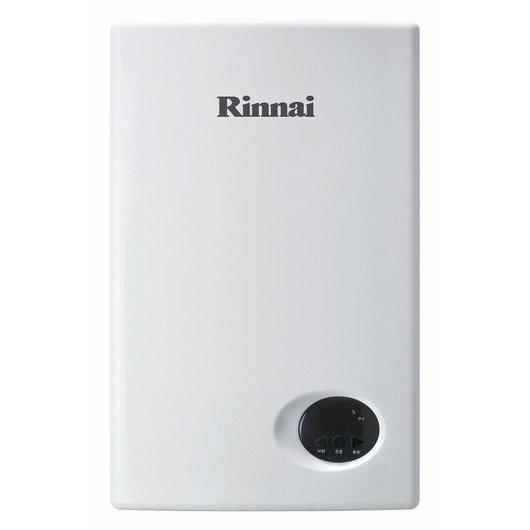 Водонагреватель Rinnai RW-14BF&gt; 27 кВт<br>Проточный настенный водонагреватель от достойного производителя Rinnai (Риннай) RW-14BF &amp;mdash; это инновационное и очень современное решение для многих актуальной задачи организации горячего водоснабжения. Представленное оборудование в качестве топлив использует газ и имеет закрытую камеру сгорания. Отличается лаконичной конструкцией с компактными размерными характеристиками.<br>Основные достоинства газовых проточных водонагревателей от торговой марки Rinnai:<br><br>Газовые проточные водонагреватели RW BF с закрытой камерой сгорания<br>Легкий монтаж, благодаря компактным размерам отлично подходит для установки на стены любого типа<br>Приготовление горячей воды в бытовых целях<br>Автоматическое регулирование воды и поддержание выбранной температуры в диапазоне 37-70&amp;deg;С<br>Оснащение устройствами безопасности горелки<br>Система от промерзания и перегрева<br>Защита от удара молнии<br>Система ионизации<br>Система пропорционального регулирования пламени и прямого розжига<br>Максимальное сжигание топлива<br><br>Водонагреватели проточного типа от японской компании Rinnai &amp;ndash; это удобные функциональные устройства, благодаря которым каждый сможет организовать у себя дома стабильную в работе систему горячего водоснабжения. Модели выполнены в компактном корпусе с навесным&amp;nbsp; вариантом установки. Водогрейные агрегаты оснащены надежной системой безопасности, которая включает в себя помимо прочего, еще и защиту от удара молнии. &amp;nbsp;&amp;nbsp;<br><br>Страна: Япония<br>Производитель: Япония<br>Способ нагрева: Напорный<br>Производительность: 14.0<br>Темп. нагрева, С: 70<br>Давление на входе: None<br>Мощность, кВт: 29.0<br>Тип камеры: Закрытая<br>Дисплей: Да<br>Защита: Есть<br>Установка: Настенная<br>Розжиг: Электророзжиг<br>Теплообменник: Нет<br>Модуляция мощности: None<br>Габариты ШхВхГ, см: 34.9x53.5x24.8<br>Вес, кг: 16<br>Гарантия: 2 года<br>Ширина мм: 349<br>Высота мм: 535<br>Глубина мм: 248