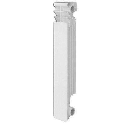 Радиатор отопления Roda GSR 37Алюминиевые<br>Модель радиатора Roda (Рода) GSR 37 монтируется в помещении для создания качественного обогрева. Нагревается комната плавно, что гарантирует отсутствие нежелательно конденсата. Оборудование изготовлено из сплава алюминия, который устойчив к механическим повреждениям. Внешняя часть корпуса покрыта специальным напылением, которое обеспечивает оборудованию сохранность исходного вида в течение долгого времени.<br>Особенности алюминиевых радиаторов отопления от торговой марки R DA:<br><br>Предназначены для применения в системах водяного отопления жилых и административных зданий<br>Cоответствуют требованиям нормативных документов<br>Изготавливаются путем литья под давлением из высококачественного сплава алюминия с кремнием<br>Секции с помощью ниппелей и прокладок соединяются в радиатор, который содержит 10 таких секций<br>Низкая инерционность алюминиевых радиаторов позволяет быстро и точно отслеживать и корректировать температурный режим в помещении, и таким образом снизить затраты на отопление<br>Алюминиевые радиаторы отличаются превосходным внешним видом и впишутся в любой дизайн помещений<br><br>Алюминиевые радиаторы для отопления R DA   это всегда высокое качество, долгий срок службы и доступная каждому стоимость. Все модели выполнены в современном облике, благодаря чему идеально впишутся в любой современный дизайн помещения. Еще одним преимуществом является возможность окраски, как целого изделия, так и отдельных его секций. В качестве материала изготовления выбран специальный сплав из алюминия и кремния.<br> <br> <br><br>Страна: Германия<br>Межосевое расстояние, мм: 500<br>Площадь, м?: None<br>Внутрен. объем секции, л: 0,36<br>Колво секций: 1<br>Теплоотдача, Вт: 165<br>Давление, Атм: 24<br>Max температура, С: 120<br>Диаметр подключения, дюйм : None<br>Тип подключения: Боковое<br>Цвет: Белый<br>Вес, кг: 1<br>РазмерыВШГ,мм: 580х78х78<br>Гарантия: 10 лет