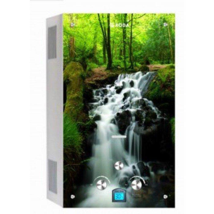 Газовый проточный водонагреватель 20 кВт Roda16-21 кВт<br>Автоматический настенный газовый проточный водонагреватель 20 кВт Roda (Рода) JSD20-A4 представлен в изящном свежем и технологичном дизайне и идеально подойдет для использования в комнате с обновленным интерьером. Производитель позаботился о безопасности своих клиентов и оборудовал колонку газовую проточную высокотехнологичной системой защиты. Установлено новейшее интуитивное управление.<br><br>Страна: Германия<br>Производитель: Китай<br>Способ нагрева: Газовый<br>Производительность: 10,0<br>Темп. нагрева, С: 60<br>Давление на входе: 7<br>Мощность, кВт: 20,0<br>Тип камеры: Открытая<br>Дисплей: Да<br>Защита: Контроль пламени<br>Установка: Настенная<br>Розжиг: Электророзжиг<br>Теплообменник: Медный<br>Модуляция мощности: None<br>Габариты ШхВхГ, см: 34х59х14<br>Вес, кг: 11<br>Гарантия: 2 года<br>Ширина мм: 340<br>Высота мм: 590<br>Глубина мм: 140