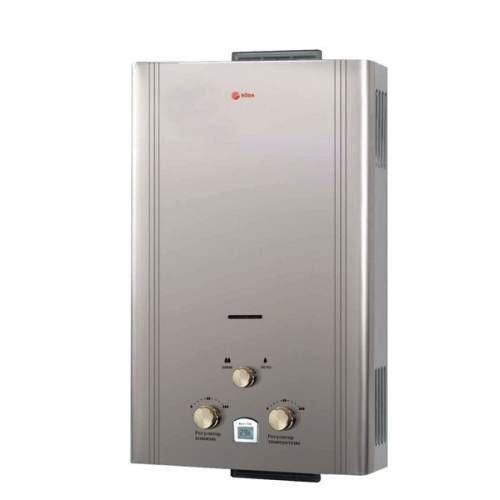 Водонагреватель Roda JSD20-A616-21 кВт<br>Газовая проточная колонка Roda (Рода)&amp;nbsp;JSD20-A6&amp;nbsp;не используется без дымохода. Модель отличается особой производительностью, тонким и компактным исполнением, простотой монтажа, а также невероятным комфортом при эксплуатации. Рассматриваемое настенное водонагревательное устройство идеально послужит в доме или квартире и позволит организовать экономичное, стабильное и безопасное ГВС. Колонки газовые проточные &amp;mdash; это экономичное и производительное оборудование, пользующееся большой популярностью.&amp;nbsp;<br><br>Страна: Германия<br>Производитель: Китай<br>Способ нагрева: Газовый<br>Производительность: 10,0<br>Темп. нагрева, С: 60<br>Давление на входе: 7<br>Мощность, кВт: 20,0<br>Тип камеры: Открытая<br>Дисплей: Да<br>Защита: Контроль пламени<br>Установка: Настенная<br>Розжиг: Электророзжиг<br>Теплообменник: Медный<br>Модуляция мощности: None<br>Габариты ШхВхГ, см: 34х59х14<br>Вес, кг: 11<br>Гарантия: 2 года<br>Ширина мм: 340<br>Высота мм: 590<br>Глубина мм: 140