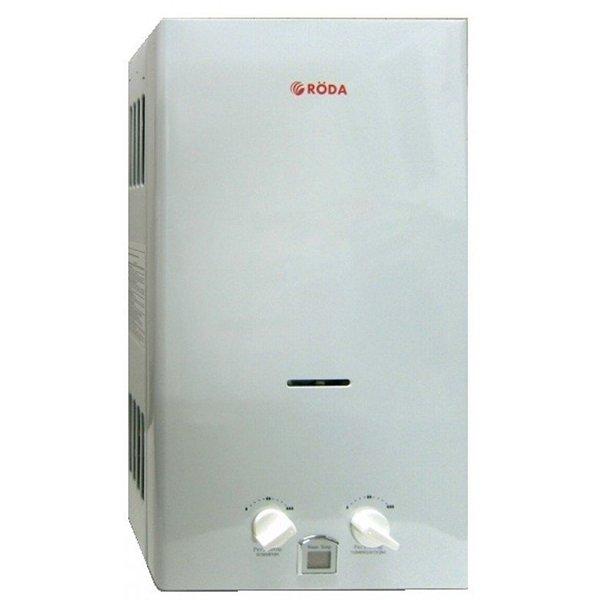 Водонагреватель Roda JSD20-B116-21 кВт<br>Газовый проточный водонагреватель 20 кВт для дома Roda (Рода)&amp;nbsp;JSD20-B1&amp;nbsp;&amp;ndash; это это бытовой автоматический прибор с полной современной комплектацией и отличными рабочими характеристиками. Использование самых последних технологий из мира водонагревательной техники позволило добиться максимальной экономичности и эффективности представленного устройства.<br><br>Страна: Германия<br>Производитель: Китай<br>Способ нагрева: Газовый<br>Производительность: 10,0<br>Темп. нагрева, С: 60<br>Давление на входе: 7<br>Мощность, кВт: 20,0<br>Тип камеры: Открытая<br>Дисплей: Да<br>Защита: Контроль пламени<br>Установка: Настенная<br>Розжиг: Электророзжиг<br>Теплообменник: Медный<br>Модуляция мощности: None<br>Габариты ШхВхГ, см: 34х59х14<br>Вес, кг: 8<br>Гарантия: 2 года<br>Ширина мм: 340<br>Высота мм: 590<br>Глубина мм: 140