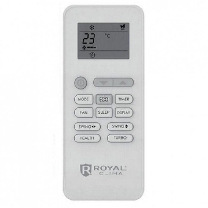 Настенный кондиционер Royal Clima RCI-E37HN35 м? - 3.5 кВт<br>Создание благоприятных условий для хорошего самочувствия всех членов семьи и жильцов городской квартиры или индивидуального дома может гарантировать климатическое оборудование Royal Clima (Роял Клима) RCI-E37HN   это кондиционер с низким шумом работы и возможностью обогрева и охлаждения воздуха в помещении. Устройство имеет широкий ряд достоинств и технических преимуществ.<br>Особенности рассматриваемой модели настенного кондиционера серии Royal Clima  ENIGMA Plus Inverter :<br><br>Новинка 2016 года!<br>Компактный корпус.<br>Экономичный DC-инверторный компрессор.<br>Современный дизайн с возможностью выбора сменной цветной вставки<br>Прозрачная сменная вставка в комплекте<br>Опциональные сменные цветные вставки: голубой, серый, коричневый<br>4 режима работы: охлаждение, обогрев, осушение, вентиляция<br>Автоматический режим функционирования<br>Широкий диапазон рабочих температур.<br>Передовая технология снижения шума.<br>Ночной режим работы для комфортного отдыха.<br>Работа по таймеру.<br>Авторестарт<br>Озонобезопасный фреон<br><br>ENIGMA Plus Inverter   это серия инверторных кондиционеров от итальянского бренда Royal Clima, который уже более 10 лет существует на российском рынке. Модели из данной серии представляют собой сплит-системы с элегантным дизайнерским решением   они предназначены для формирования и поддержания определенных климатических условий внутри закрытых помещений бытового назначения.<br><br>Горизонтальная регулировка потока: Нет<br>Страна бренда: Италия<br>Уровень шума, дБа: 52<br>Габариты ВхШхГ, см: 50x60x23,2<br>Производитель: Китай<br>Вес, кг: 28<br>Компрессор: Инвертор<br>Площадь, м?: 35<br>Уровень шума, дБа: 33<br>Режим работы: холод/тепло<br>Габариты ВхШхГ, см: 24x77x18<br>Охлаждение, кВт: 3,7<br>Вес, кг: 9<br>Обогрев, кВт: 3,64<br>Потребление при охлаждении, кВт: 1,004<br>Потребление при обогреве, кВт: 0,978<br>Охлаждающая способность, тыс. BTU: 12<br>Диапазон t на охлаждение, С: +18