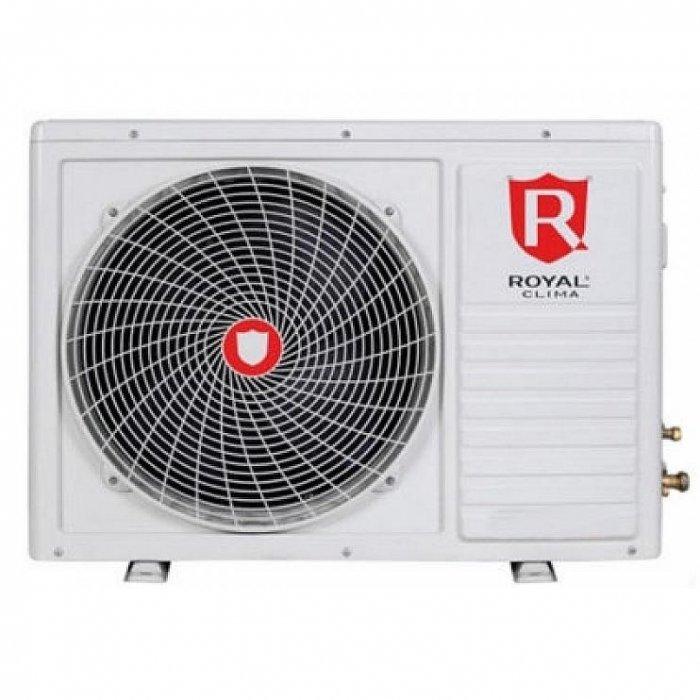 Настенный кондиционер Royal Clima RC-P29HN25 м? - 2.6 кВт<br>Климатическая техника Royal Clima (Роял Клима) RC-P29HN &amp;mdash; это современный кондиционер, функционал которого поддерживает не только охлаждение, но и дает возможность обогрева, вентиляции и осушения воздуха внутри закрытых помещений квартир или индивидуальных домов. В конструкции предусмотрены два вида фильтров: угольный и с активным серебром. Энергоэффективность &amp;mdash; класс А.<br>Особенности рассматриваемой модели настенного кондиционера серии Royal Clima &amp;laquo;PRIMA&amp;raquo;:<br><br>Новинка 2016 года!<br>Классическая сплит-система.<br>Компактный корпус.<br>Ионизация воздуха.<br>Экономичный роторный компрессор.<br>Традиционный дизайн идеальный для любого интерьера.<br>Турбо режим.<br>Материалы изготовления непревзойденного европейского качества.<br>4 режима работы: охлаждение, обогрев, осушение, вентиляция<br>Функция I Feel.<br>Функция I Favor.<br>Автоматический режим функционирования.<br>Широкий диапазон рабочих температур.<br>Передовая технология снижения шума.<br>Ночной режим работы для комфортного отдыха.<br>Работа по таймеру.<br>Авторестарт<br>Озонобезопасный фреон<br><br>Лаконичные кондиционеры настенного типа от итальянского бренда Royal Clima из серии PRIMA оснащены специальной системой для ионизации воздуха, которая может гарантировать пользователю и членам его семьи хорошее самочувствие. Оборудование из данной серии не только отлично справляется с контролем за климатическими условиями, но и поддерживает достойный уровень жилищного комфорта.<br><br>Уровень шума, дБа: 53<br>Страна бренда: Италия<br>Горизонтальная регулировка потока: Нет<br>Габариты ВхШхГ, см: 70x55x27,5<br>Производитель: Китай<br>Компрессор: Не инвертор<br>Вес, кг: 27<br>Площадь, м?: 25<br>Уровень шума, дБа: 40<br>Режим работы: холод/тепло<br>Габариты ВхШхГ, см: 25x71,5x18,8<br>Вес, кг: 7<br>Охлаждение, кВт: 2,91<br>Обогрев, кВт: 3,06<br>Потребление при охлаждении, кВт: 0,872<br>Потребление при обогреве, кВт: 0