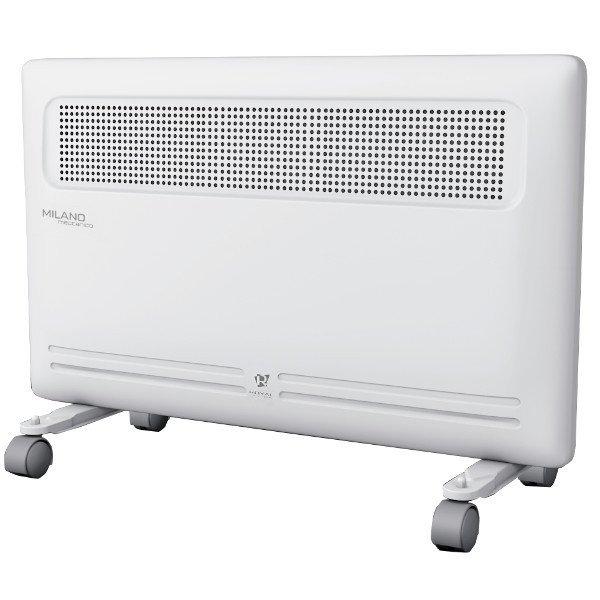 Конвектор электрический Royal Clima REC-M1500M15 м? - 1.5 кВт<br>Высокая производительность, привлекательный дизайн и отличное качество и надежность исполнения &amp;mdash; все это идеально сочетается в электрическом конвекторе Royal Clima (Роял Клима) REC-M1500M, производитель которого предусмотрел механическое управление и серьезную систему защиты от перегрева и опрокидывания прибора. В комплекте с моделью идут роликовые ножки &amp;mdash; их удобно использовать для перевозки устройства.<br>Особенности и преимущества электрических конвекторов Royal Clima серии MILANO MECCANICO:<br><br>Высокоэффективный литой алюминиевый нагревательный элемент X-ROYAL Long Life Heater<br>Увеличенная площадь теплообмена и сниженная температура поверхности<br>Повышенный срок службы до 25 лет<br>Высокая эффективность распределения тепла: 85% - эффект конвекции и 15% - эффект теплового излучения в помещении<br>Мгновенный разогрев за 10-20 секунд<br>Защита от просушивания воздуха и выжигания кислорода<br>Равномерный прогрев помещения благодаря эксклюзивной конструкции воздухораздаточного отверстия увеличенной площади<br>Высокоточный термостат для настройки и поддержания желаемой температуры в помещении<br>3 режима нагрева воздуха<br>Система безопасной эксплуатации Security Project<br>Защита от перегрева, защита от опрокидывания<br>Отсутствие острых углов<br>Универсальная настенная и напольная установка<br>Мобильные ролики с функцией фиксации в комплекте<br>Высококачественное порошковое покрытие, устойчивое к выцветанию и царапинам<br>Классический дизайн и эргономичная конструкция для установки в любой интерьер<br><br>Электрические конвекторы с механическим управлением Royal Clima серии MILANO MECCANICO &amp;mdash; это высокоэффективные устройства, предназначенные для равномерного обогрева помещений, что может создать в доме комфортные и уютные жилищные условия. Каждая модель из предоставленной линейки имеет надежное исполнение и серьезную систему защиты от перегрева или возможного опрокид
