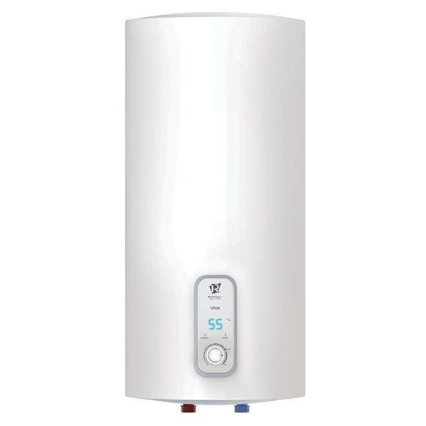 Электрический накопительный водонагреватель Royal Clima RWH-V30-RE30 литров<br>Royal Clima (Роял Клима) RWH-V30-RE   это своевременный функциональный агрегат с мощным греющим элементом, который прекрасно справляется с забором и подогревом до нужной пользователю температуры воды. Его накопительный тридцатилитровый резервуар покрыт специальной эмалью из стеклокерамики от ведущего американского производителя   FERRO. Была применена специальная инновационная технология  DUO BIO GLASS , обеспечивающая добавочную прочность покрытия.<br>Особенности и преимущества накопительных водонагревателей Royal Clima серии VIVA:<br><br>Эксклюзивный классический дизайн панели управления.<br>Медный ТЭН 1,5 кВт.<br>Завальцованные боковые крышки из светло-серого пластика.<br>Корпус - металл покрытый матовой кристально белой эмалью с эффектом ЖЕМЧУГ.<br>Надежная защита от коррозии и ржавчины.<br>Покрытие высококачественной стеклокерамической BIO-эмалью от ведущего производителя FERRO (США).<br>Технология покрытия эмали DUO BIO GLASS.<br>Увеличенная толщина эмали и стали внутреннего бака (1.8 мм).<br>Дополнительное антикоррозийное покрытие бака.<br>Высокая скорость нагрева воды.<br>Высококачественный медный нагревательный элемент ROYAL Clima Cu+ повышенного срока службы.<br>Быстрый нагрев от 5 до 75 градусов.<br>Защита от теплопотерь. Надежный  пенополуиретановый термоизолирующий материал между  баком и корпусом.<br>Толщина материала = 20 мм.<br>Система безопасной эксплуатации Security Project. Защита от избыточного давления воды и протекания бака.<br>Высокий класс влагозащиты IPX4.<br>Класс электрозащиты I<br>Бесшовная фронтальная конструкция корпуса.<br>Технология бесшовного изготовления корпуса прибора основанная на автоматизированном процессе сборки.<br>Панель управления Comodi luce. Плавная регулировка желаемой температуры нагрева воды в баке.<br>Заботливый режим iLike для установки наиболее комфортной температуры нагрева воды (55 градусов).<br>Соблюдение оптимальных параметров по энер